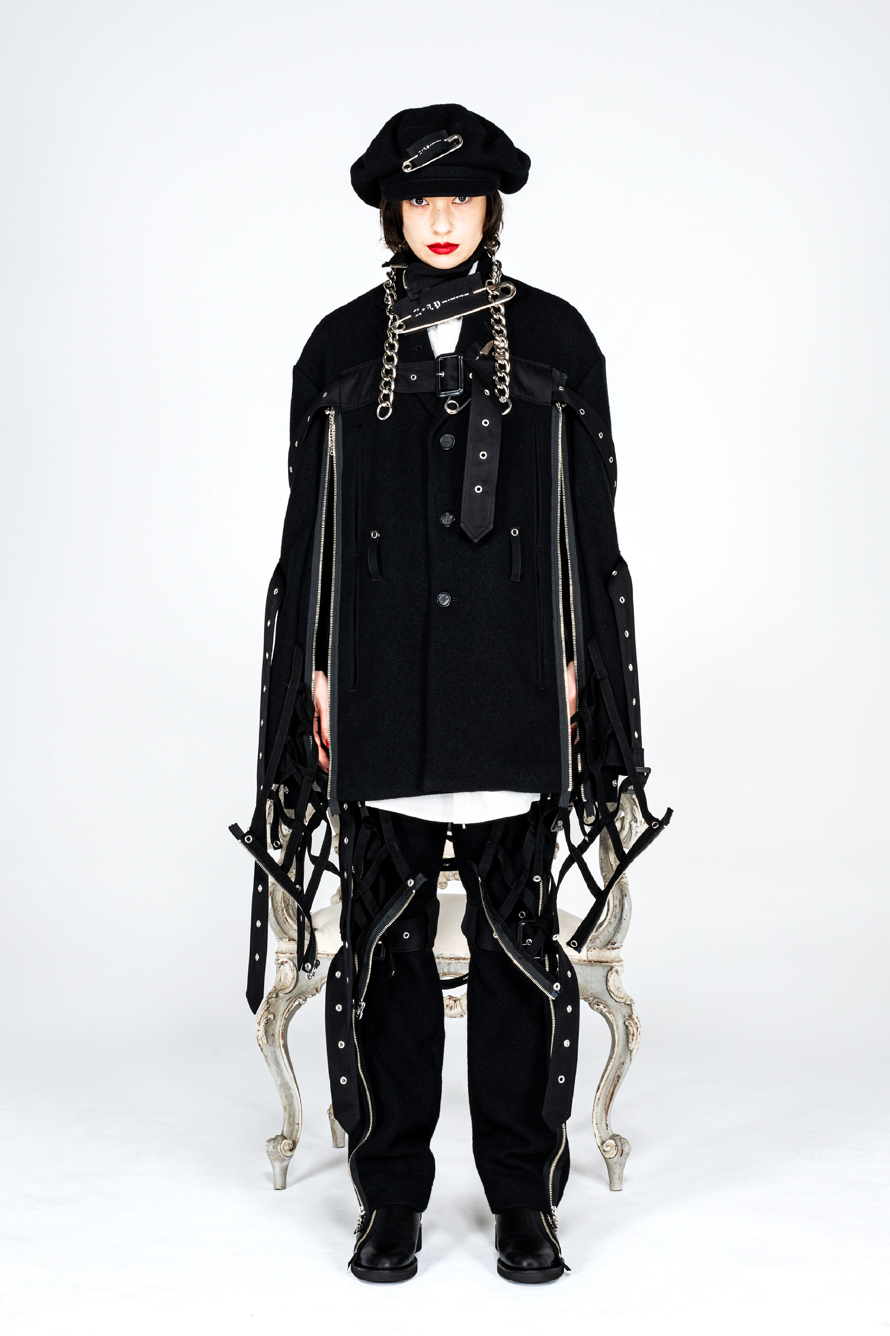 Takahiromiyashita The Soloist Fall 2021 Fashion Show