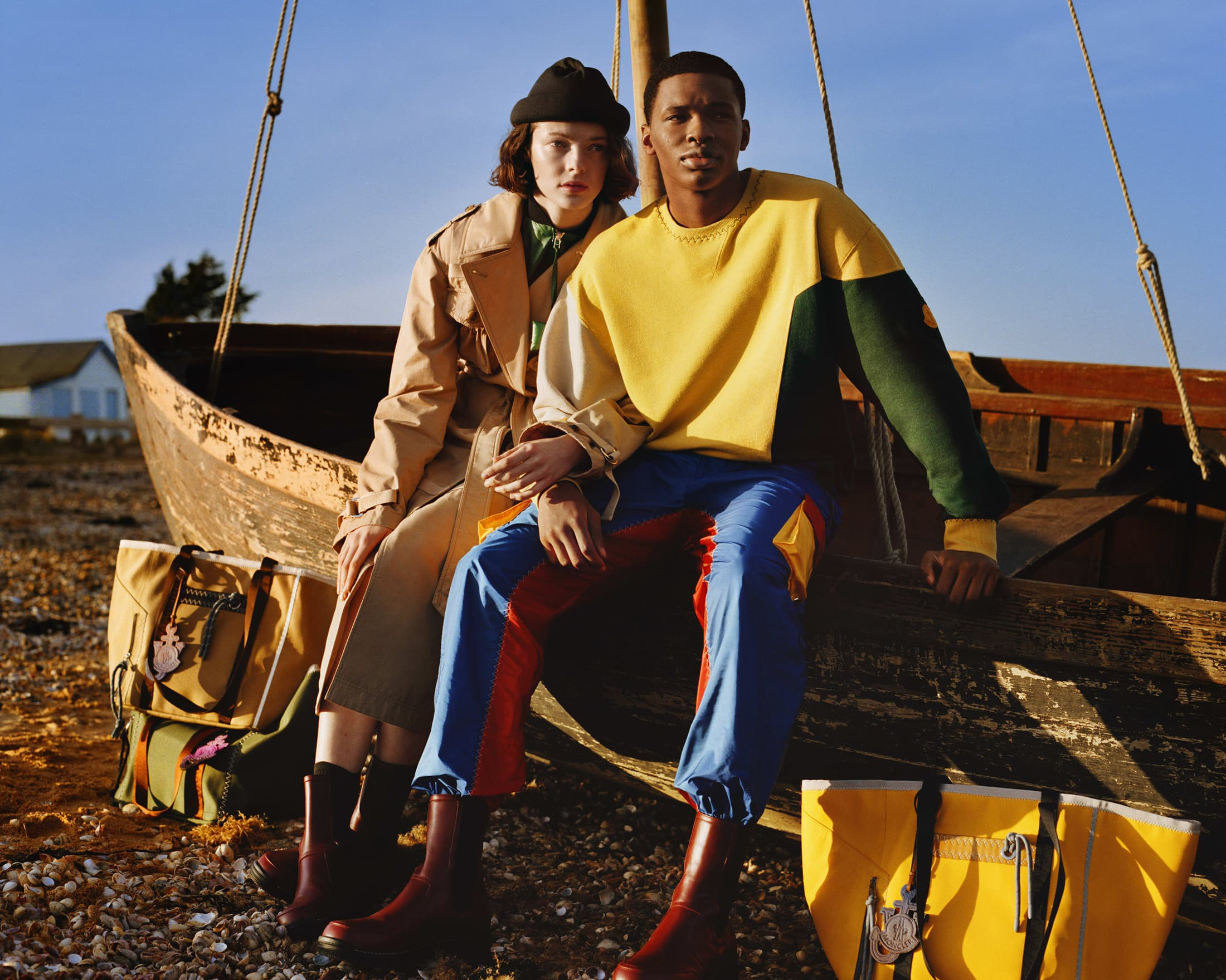 Moncler x JW Anderson Launches Multi-Media Approach For 2nd Capsule