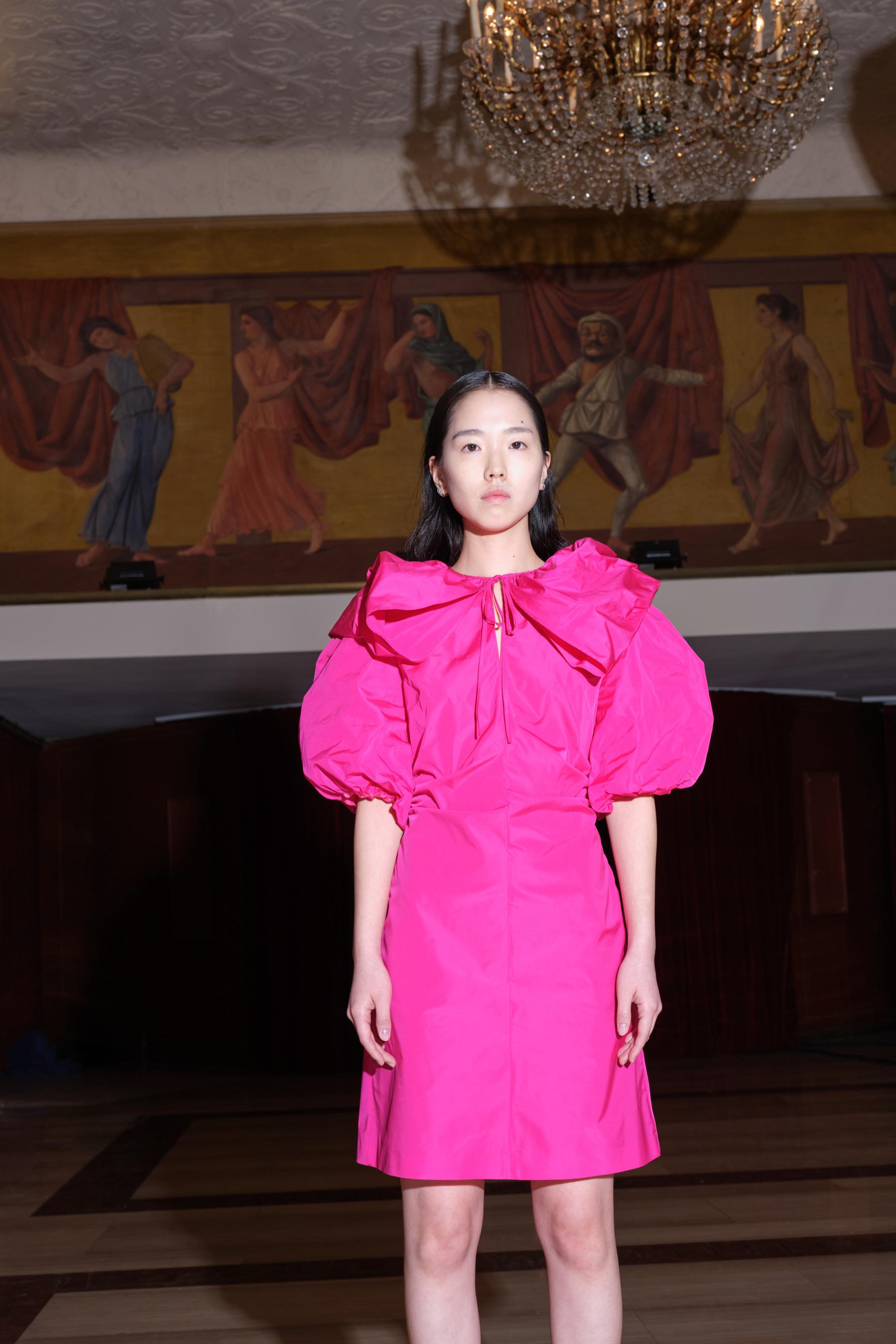 MSGM Fall 2021 Fashion Show