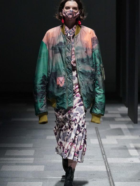 Atsushi Nakashima Fall 2021 Fashion Show