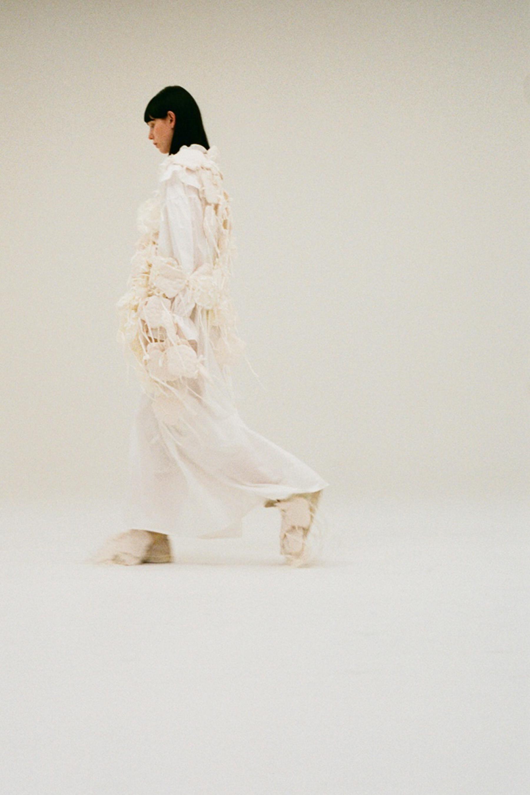 Naokitomizuka Fall 2021 Fashion Show
