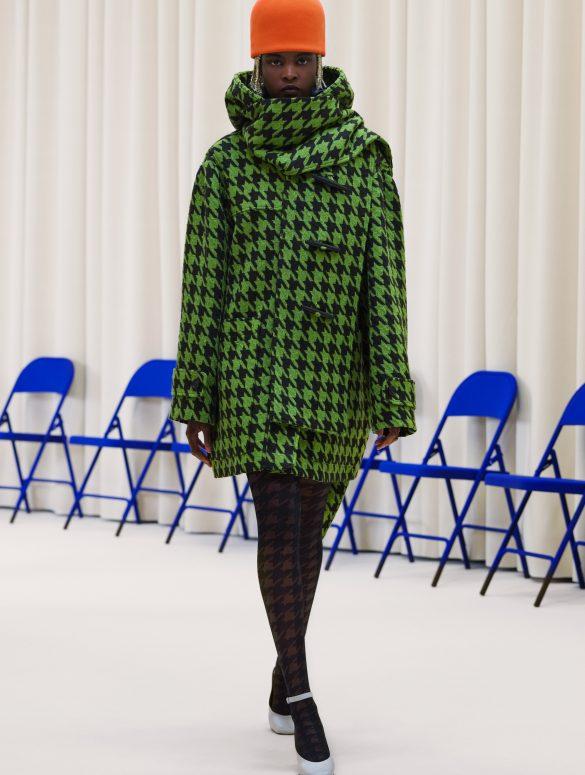 Nina Ricci Fall 2021 Fashion Show