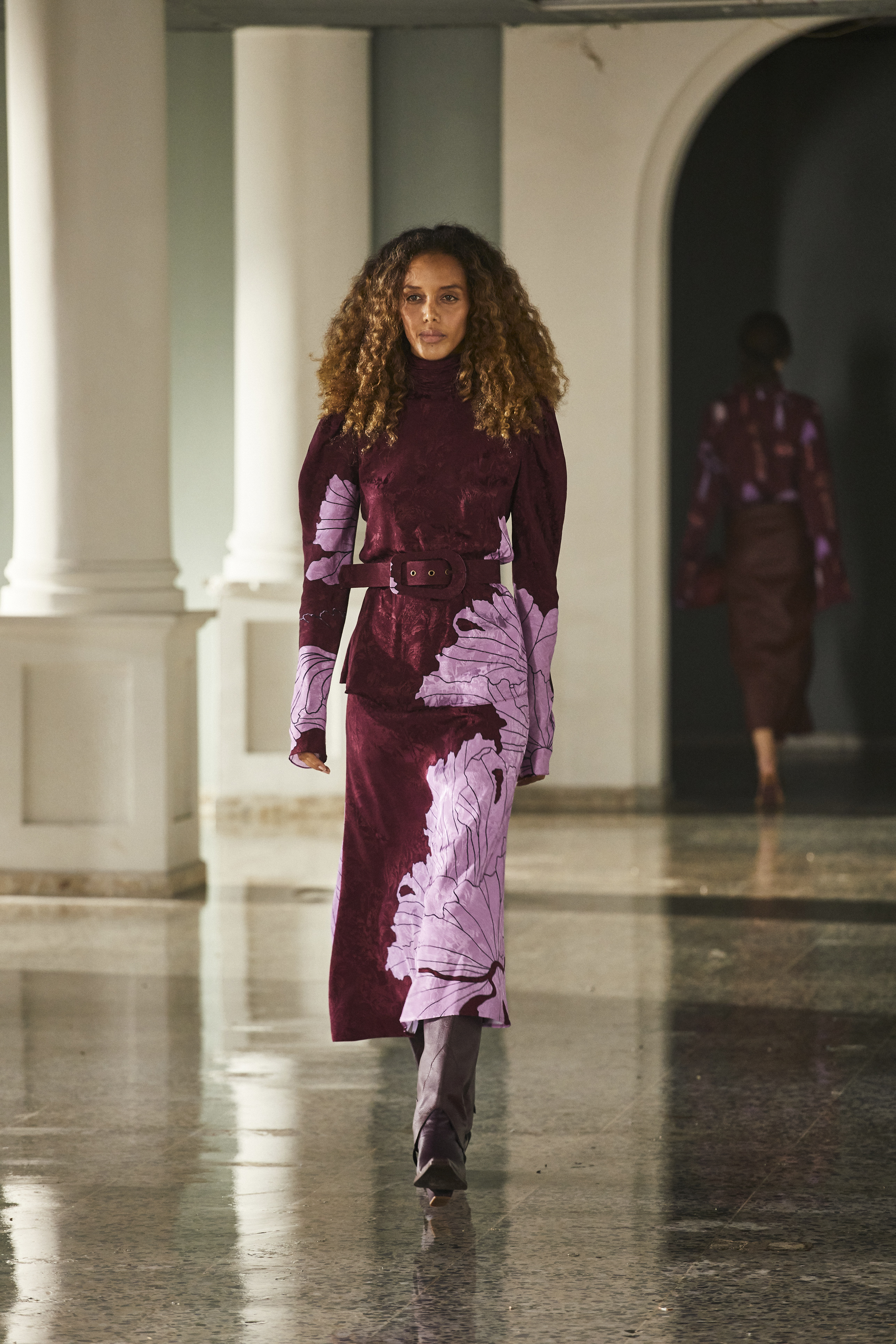 Johanna Ortiz Fall 2021 Fashion Show