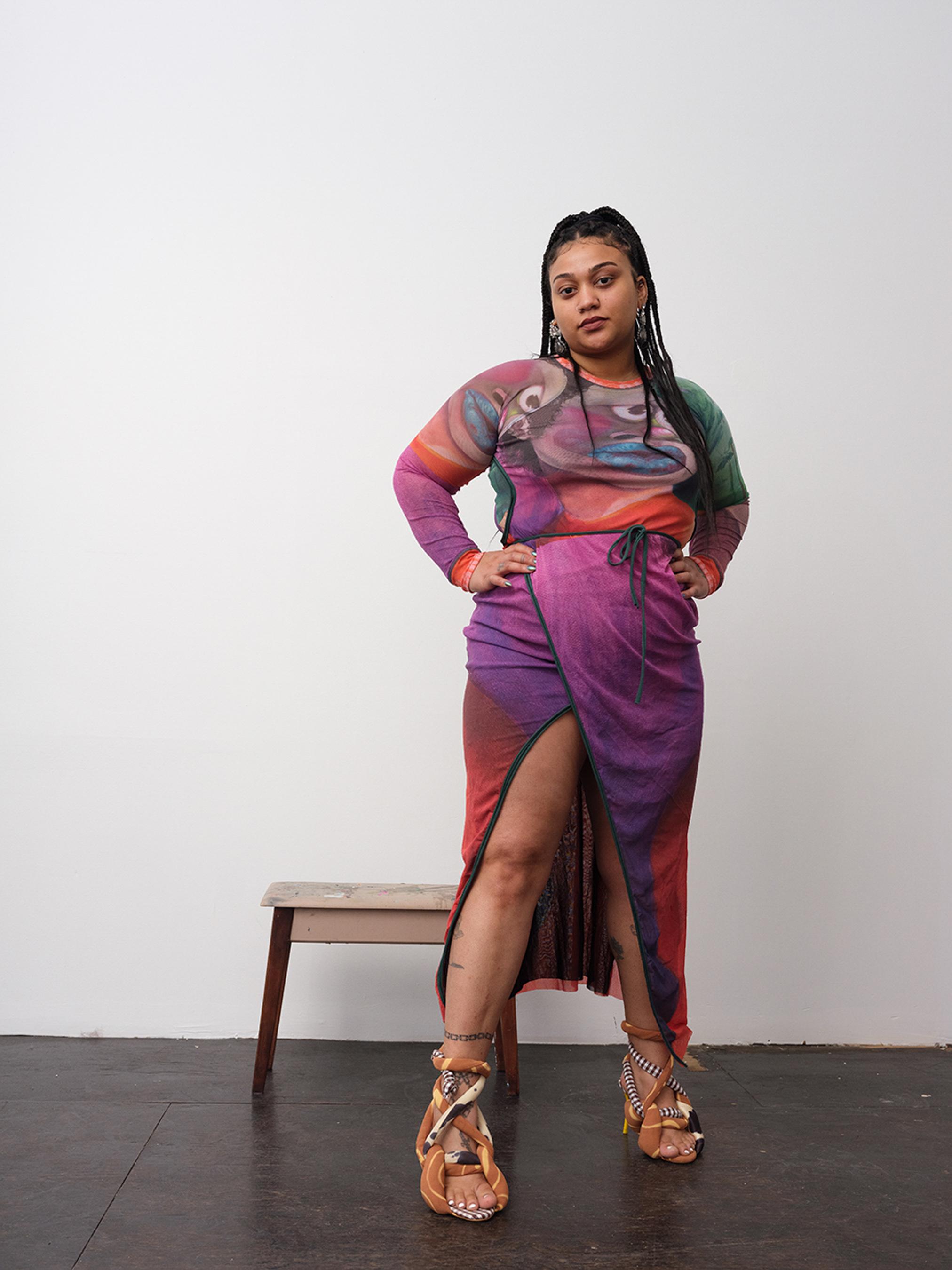Ottolinger Fall 2021 Fashion Show
