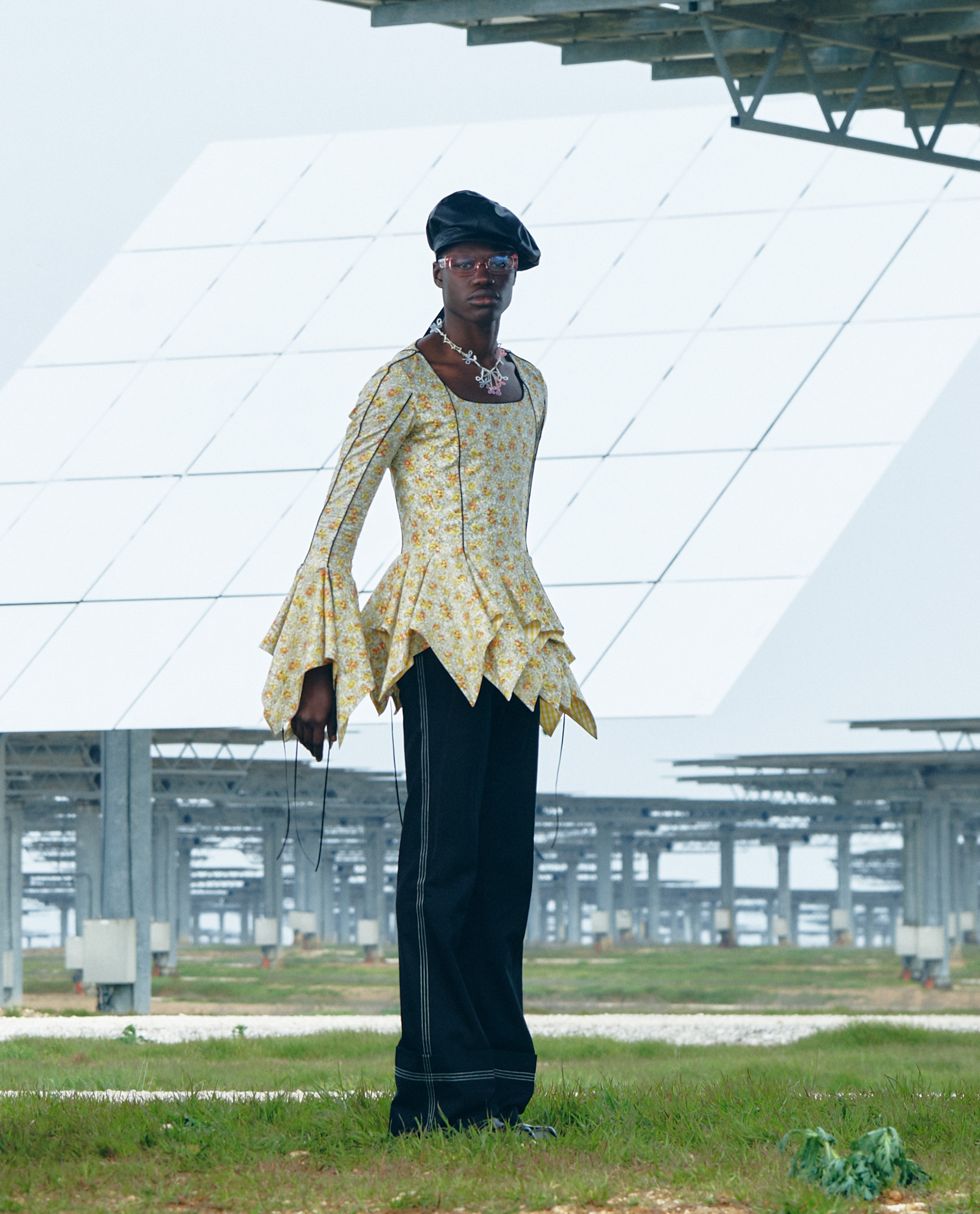 Palomo Spain Fall 2021 Fashion Show