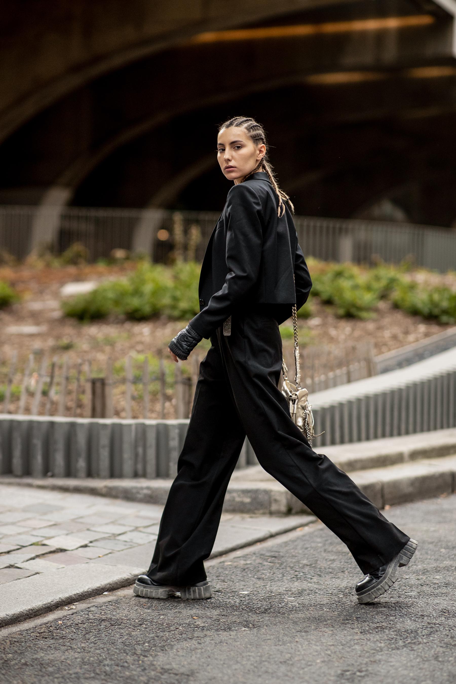 Paris Street Style Fall 2021 Day 3