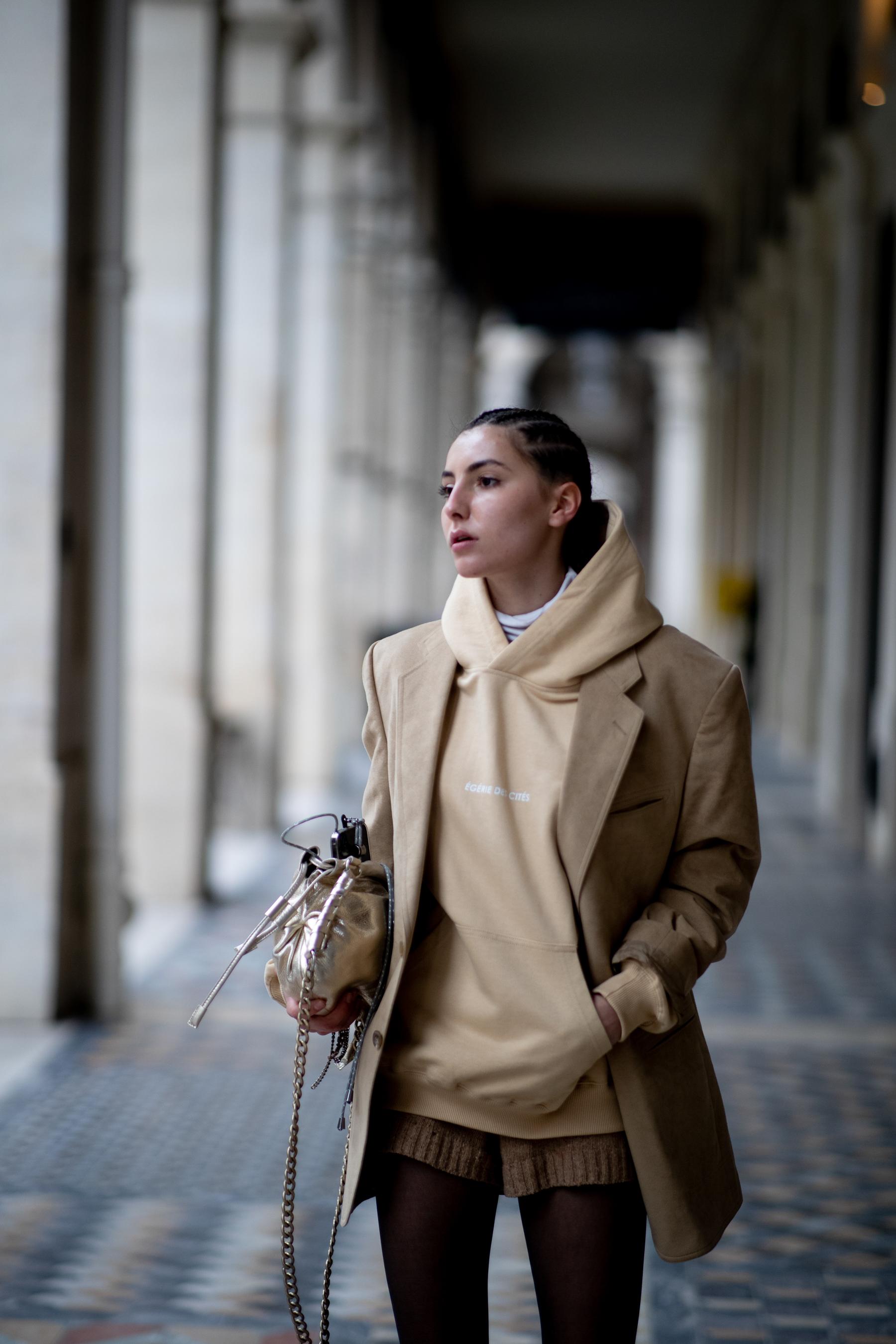 Paris Street Style Fall 2021 Day 4