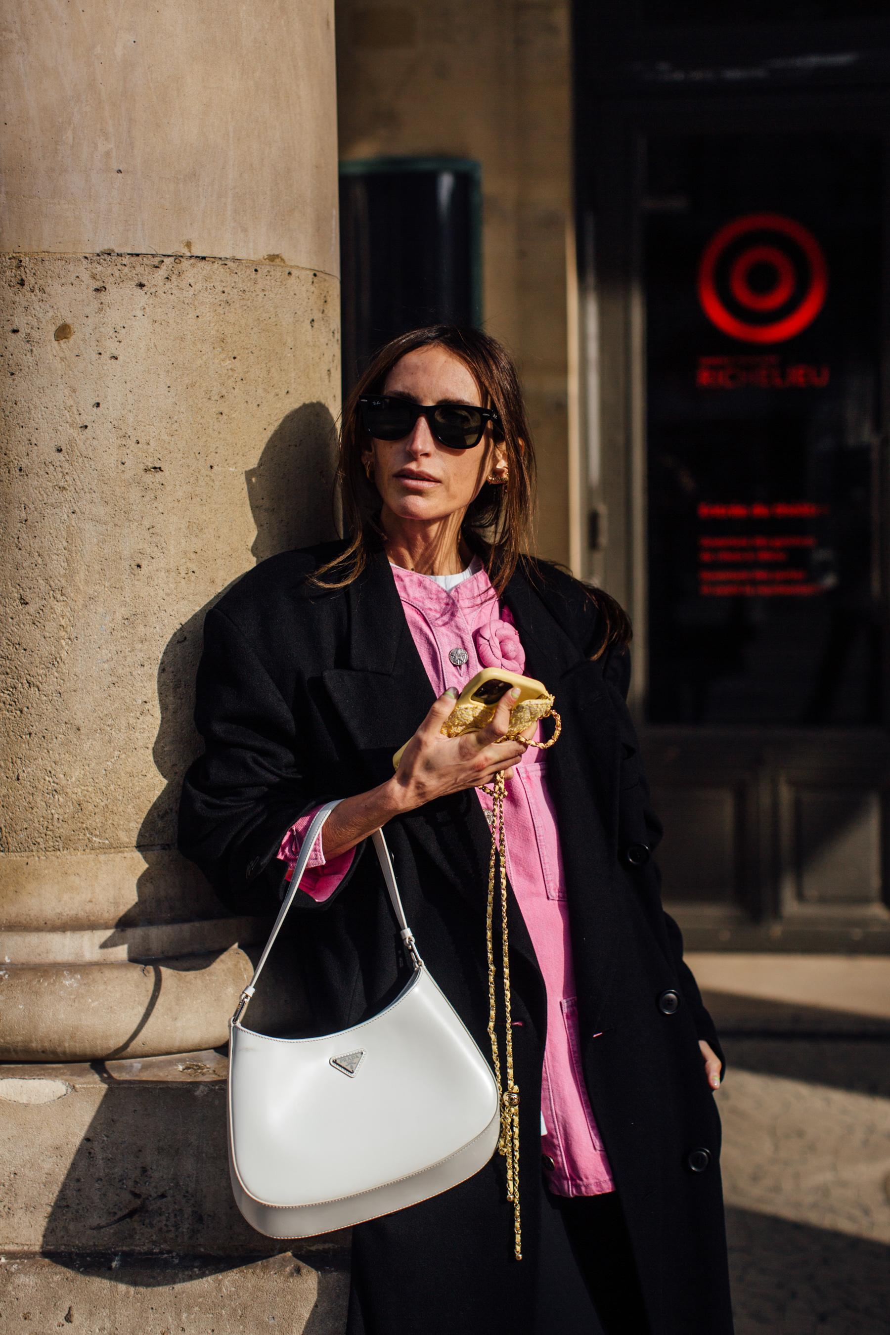 Paris Street Style Fall 2021 Day 6
