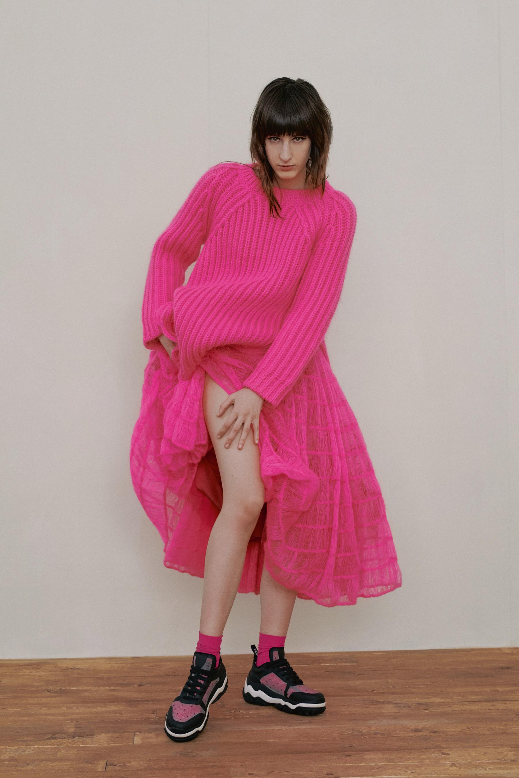 Red Valentino Fall 2021 Fashion Show