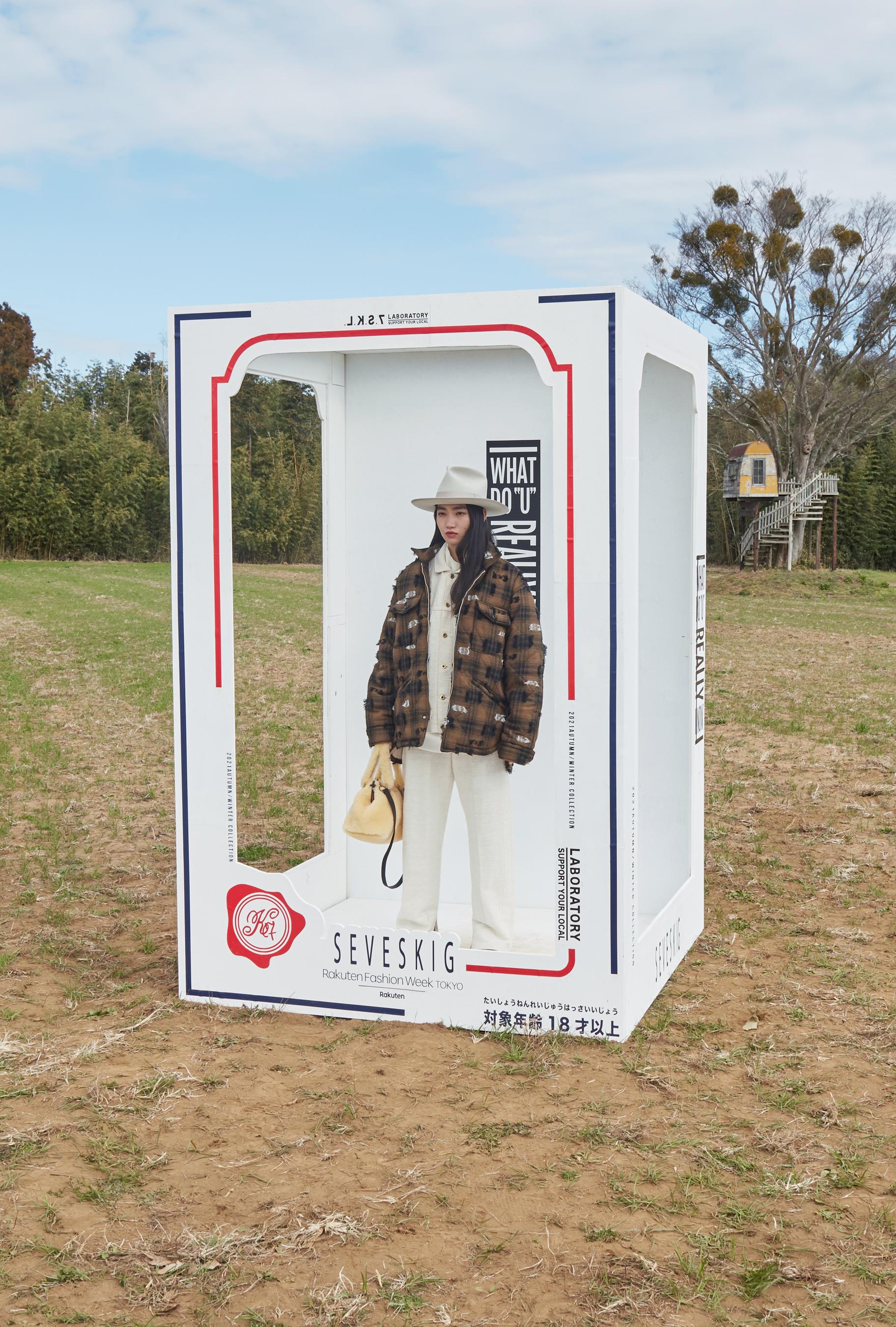Seveskig Fall 2021 Fashion Show