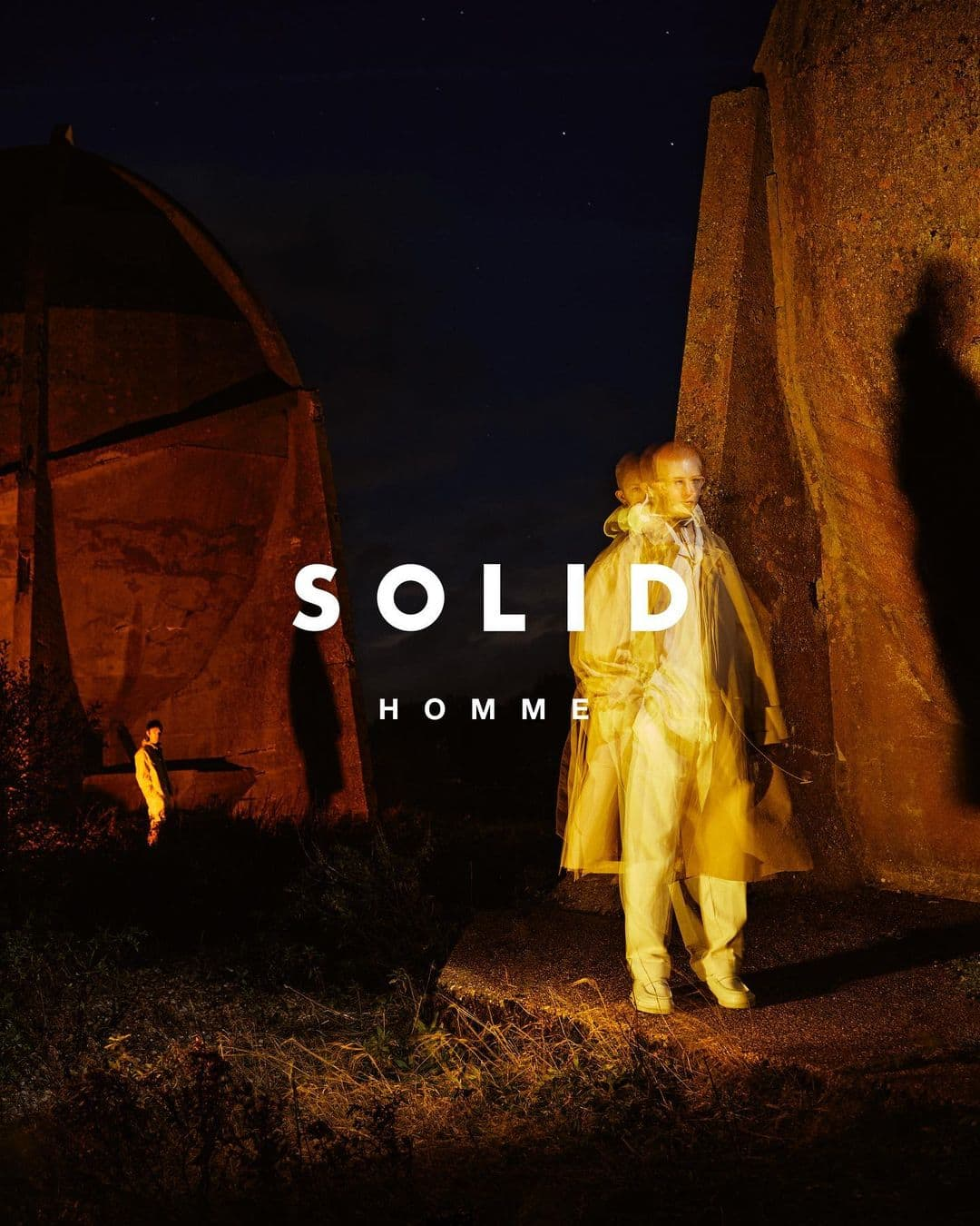 Solid Homme Spring 2021 Ad Campaign Film & Photos