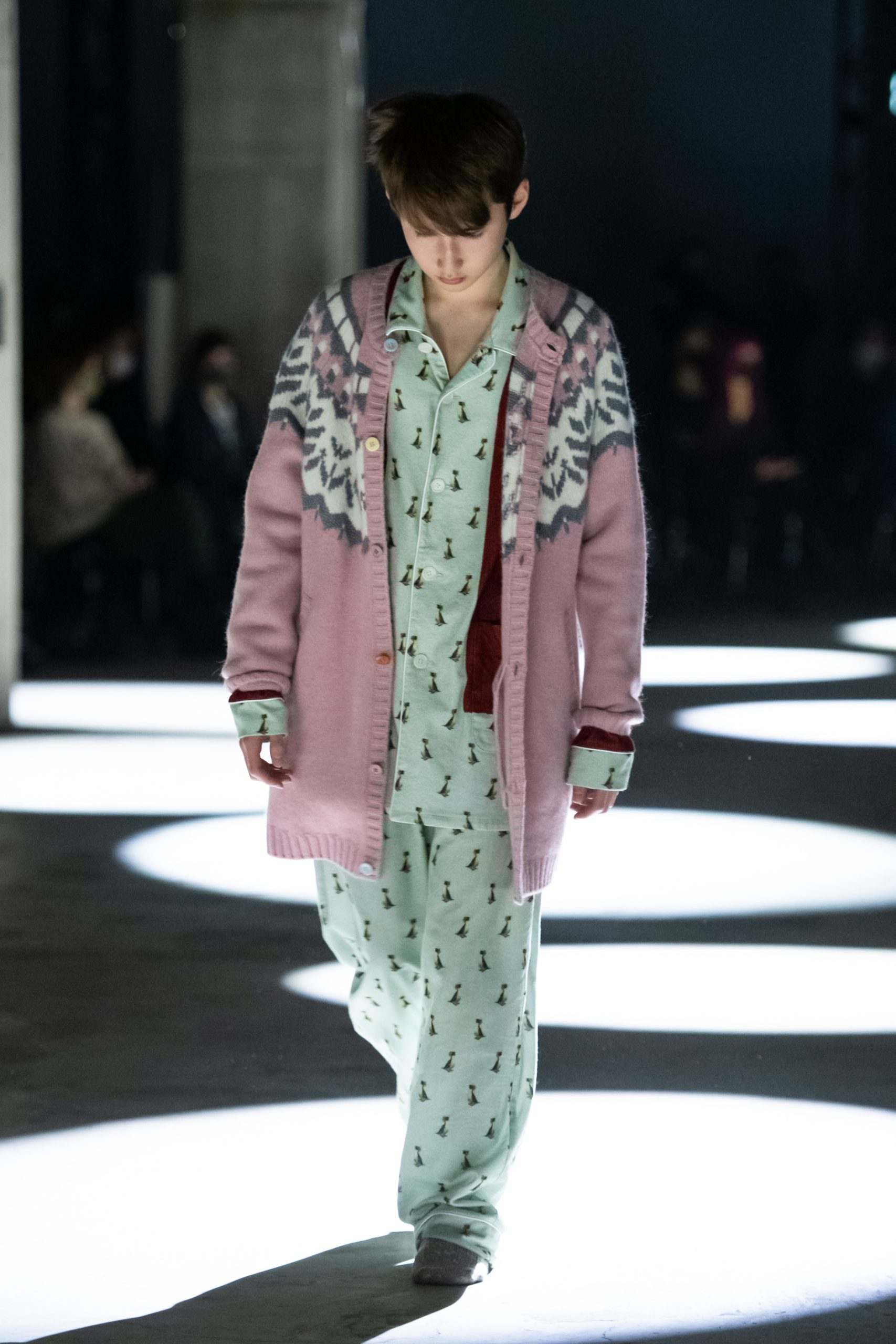 Undercover Fall 2021 Fashion Show Review