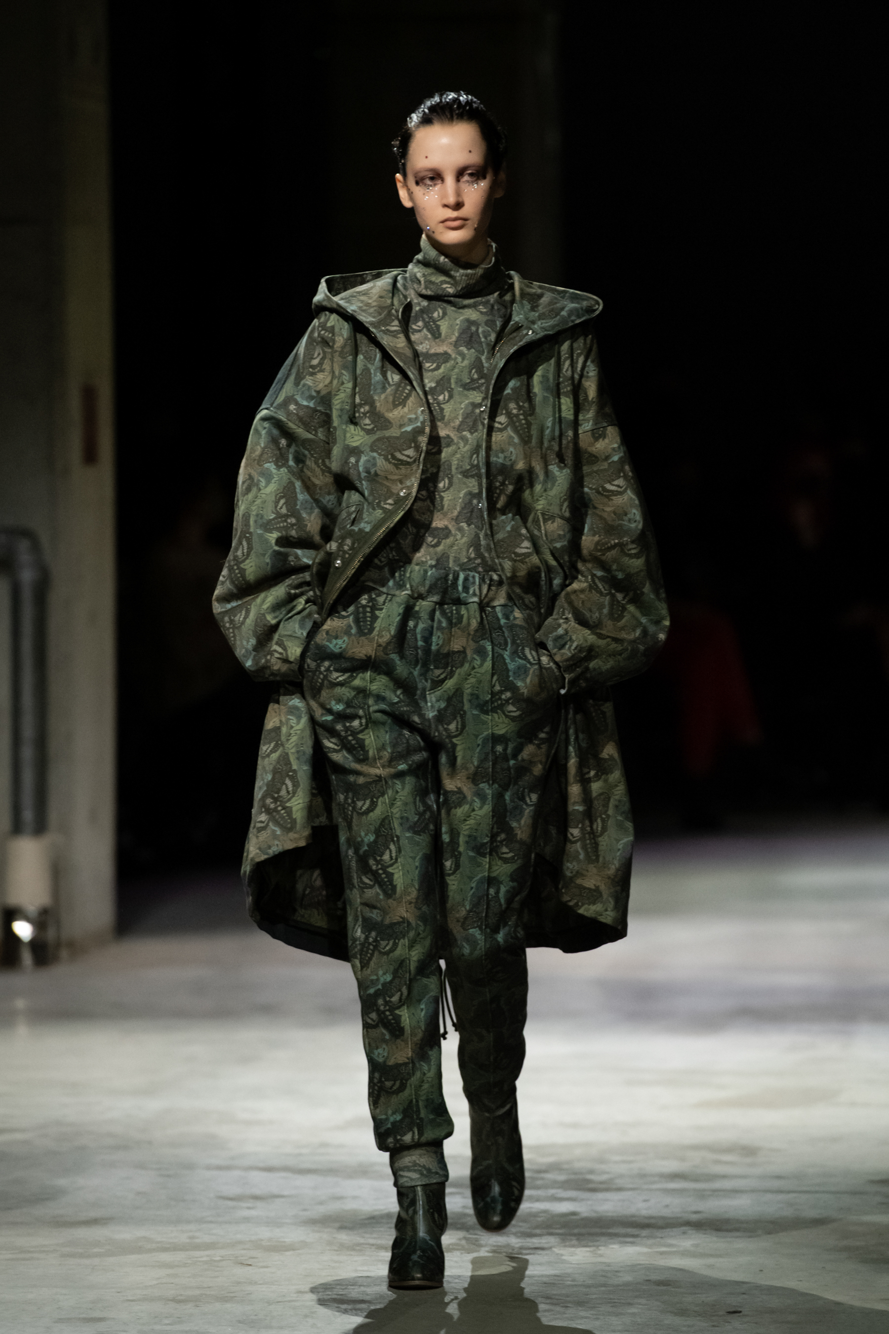 Undercover Fall 2021 Fashion Show