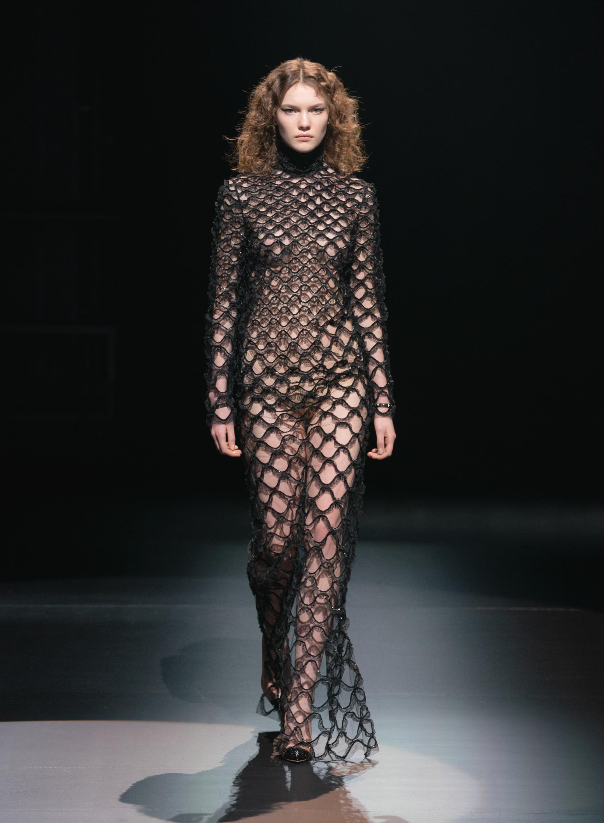 Valentino Fall 2021 Fashion Show