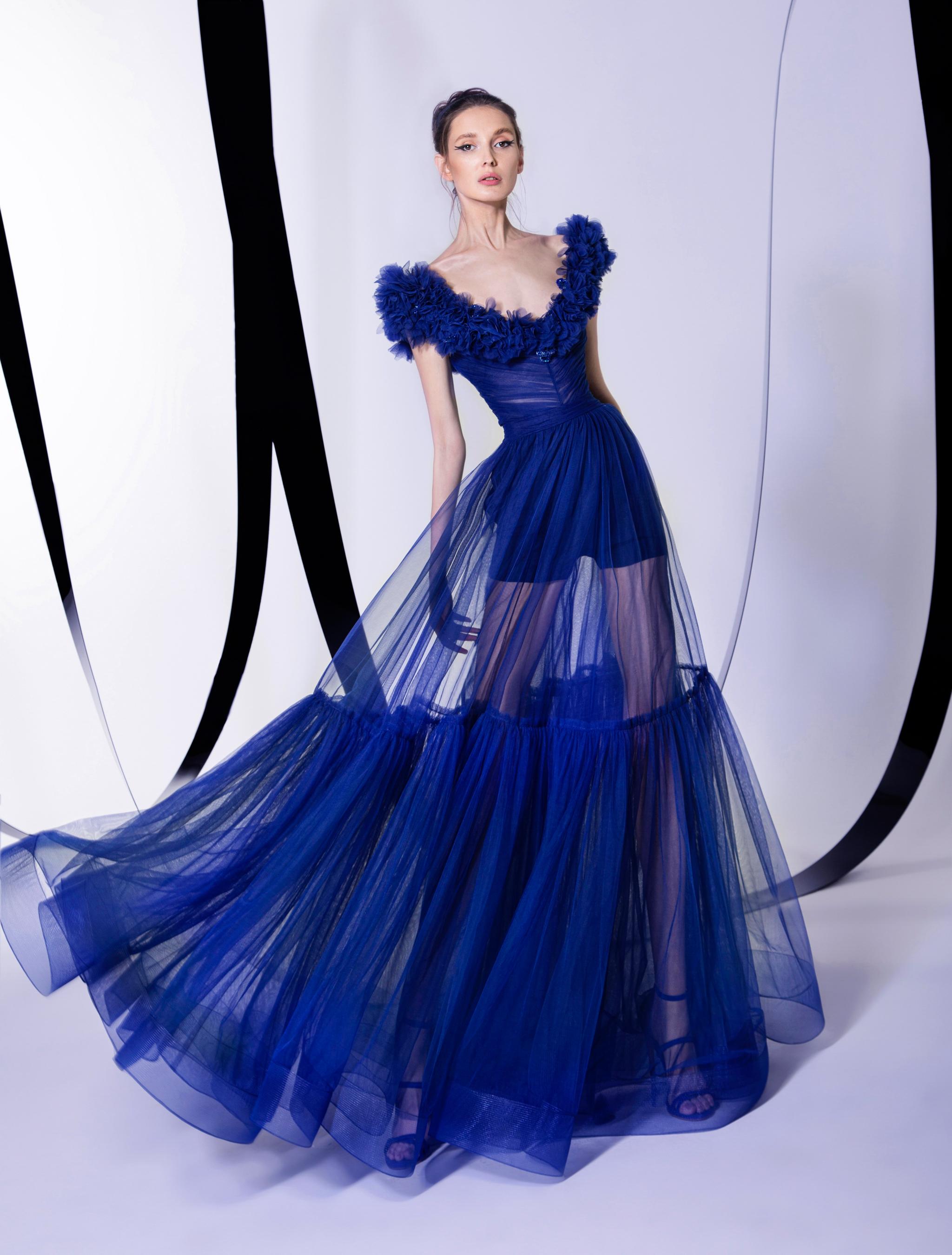 Tony Ward Fall 2021 Fashion Show