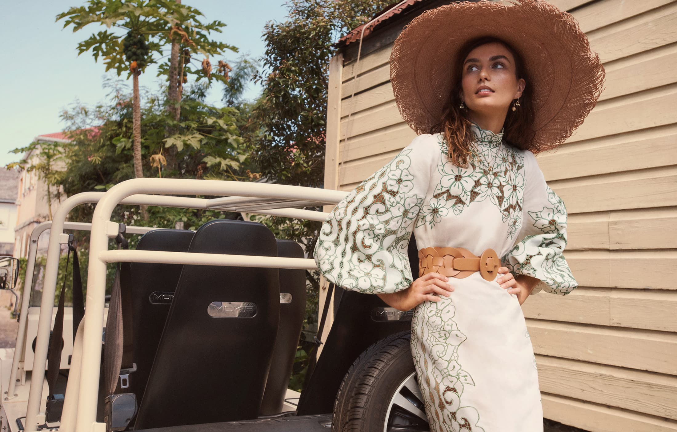 Zimmermann Spring 2021 Ad Campaign Film & Photos