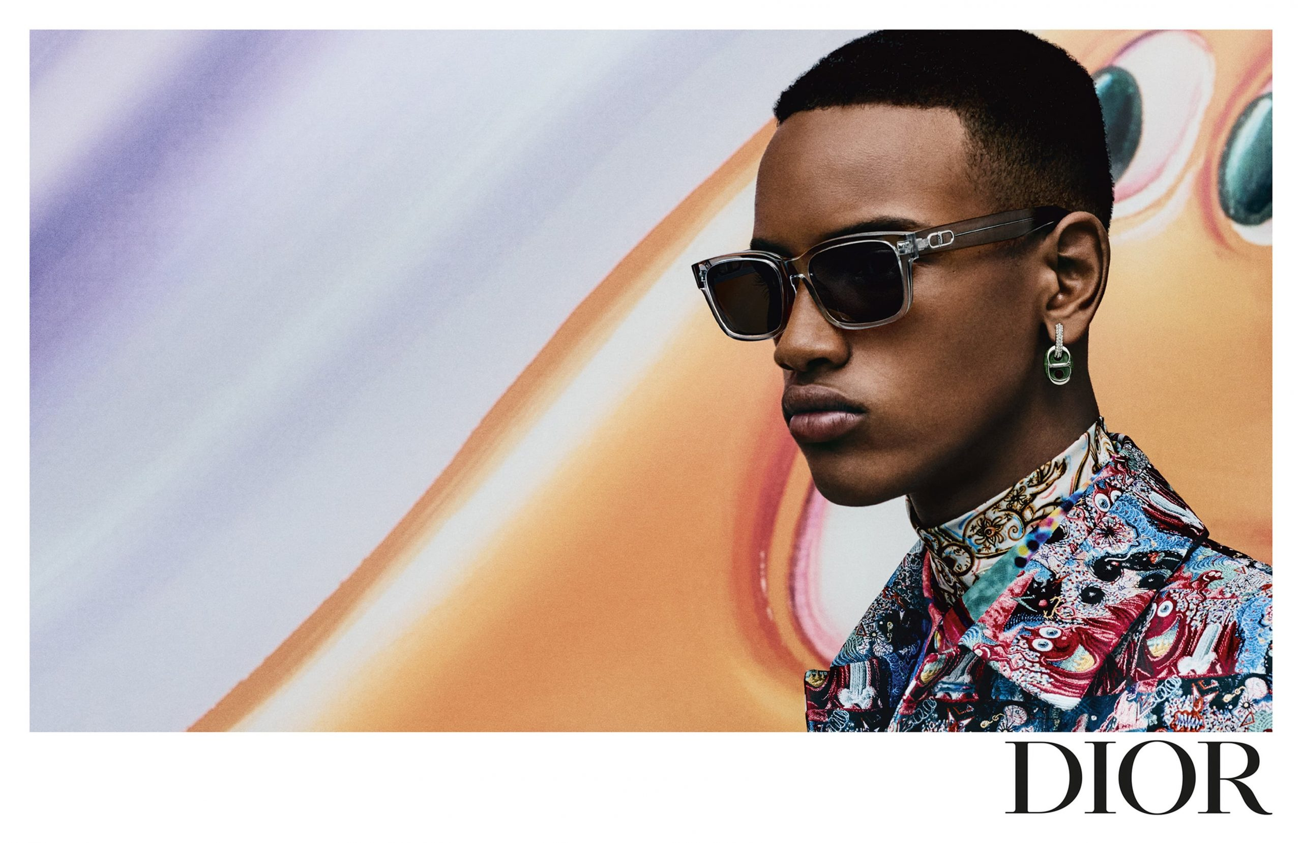 Dior Men's Pre-Fall 202 Ad Campaign Photos