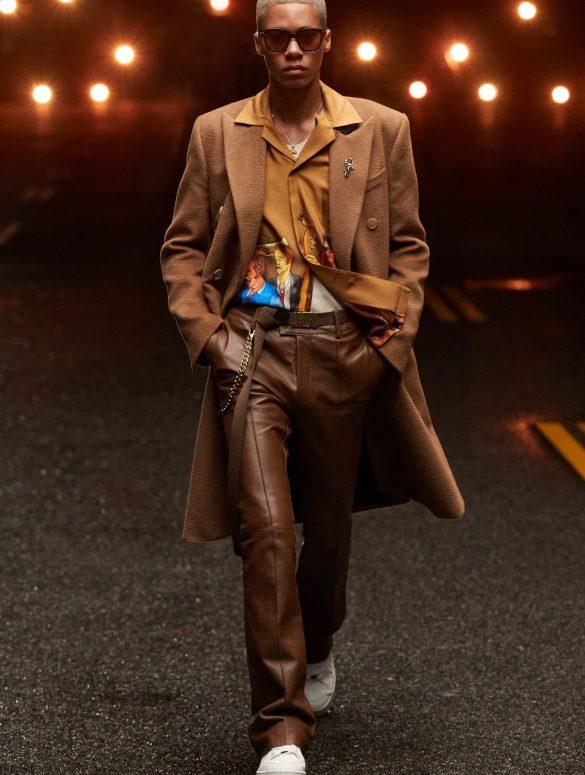 Amiri Fall 2021 Men's Fashion Show Review