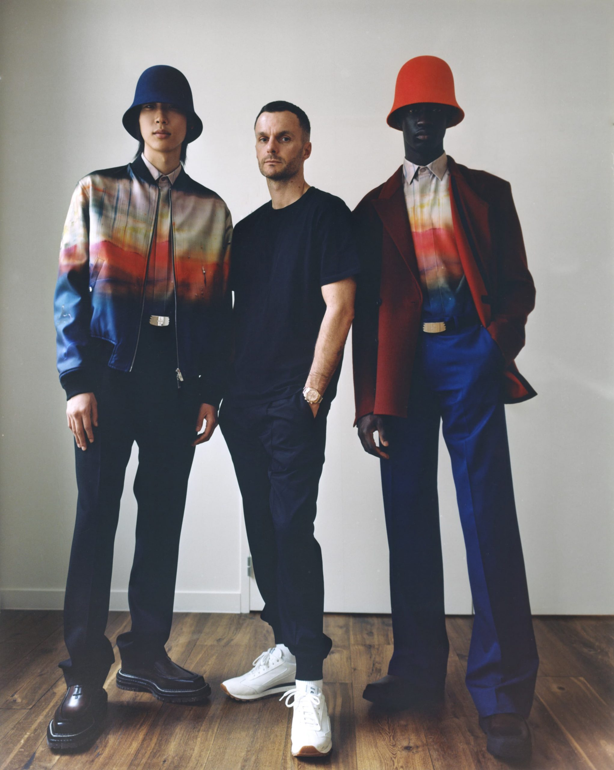 Berluti Fall 2021 Men's Fashion Show Review