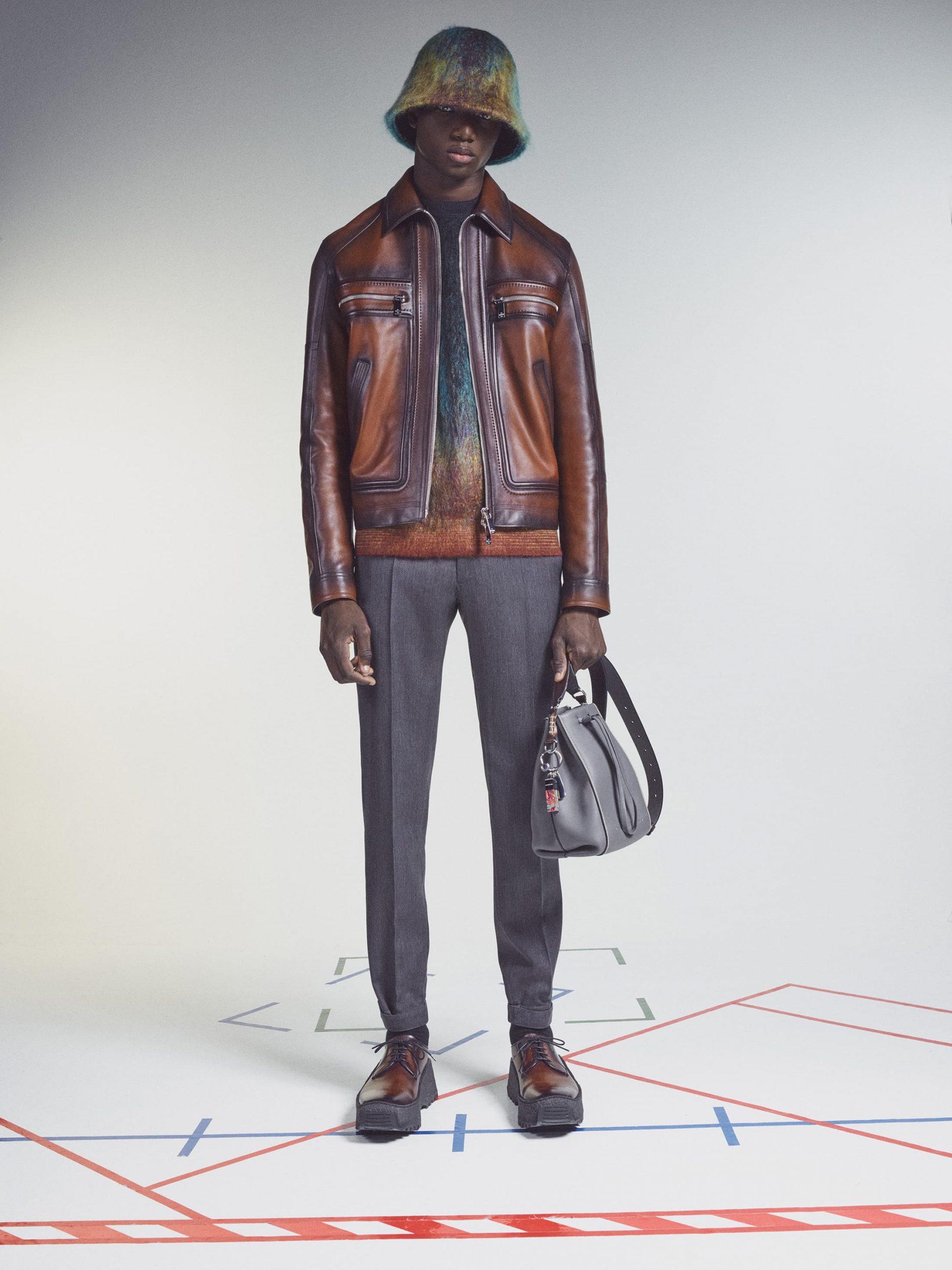 Berluti Fall 2021 Men's Fashion Show Photos
