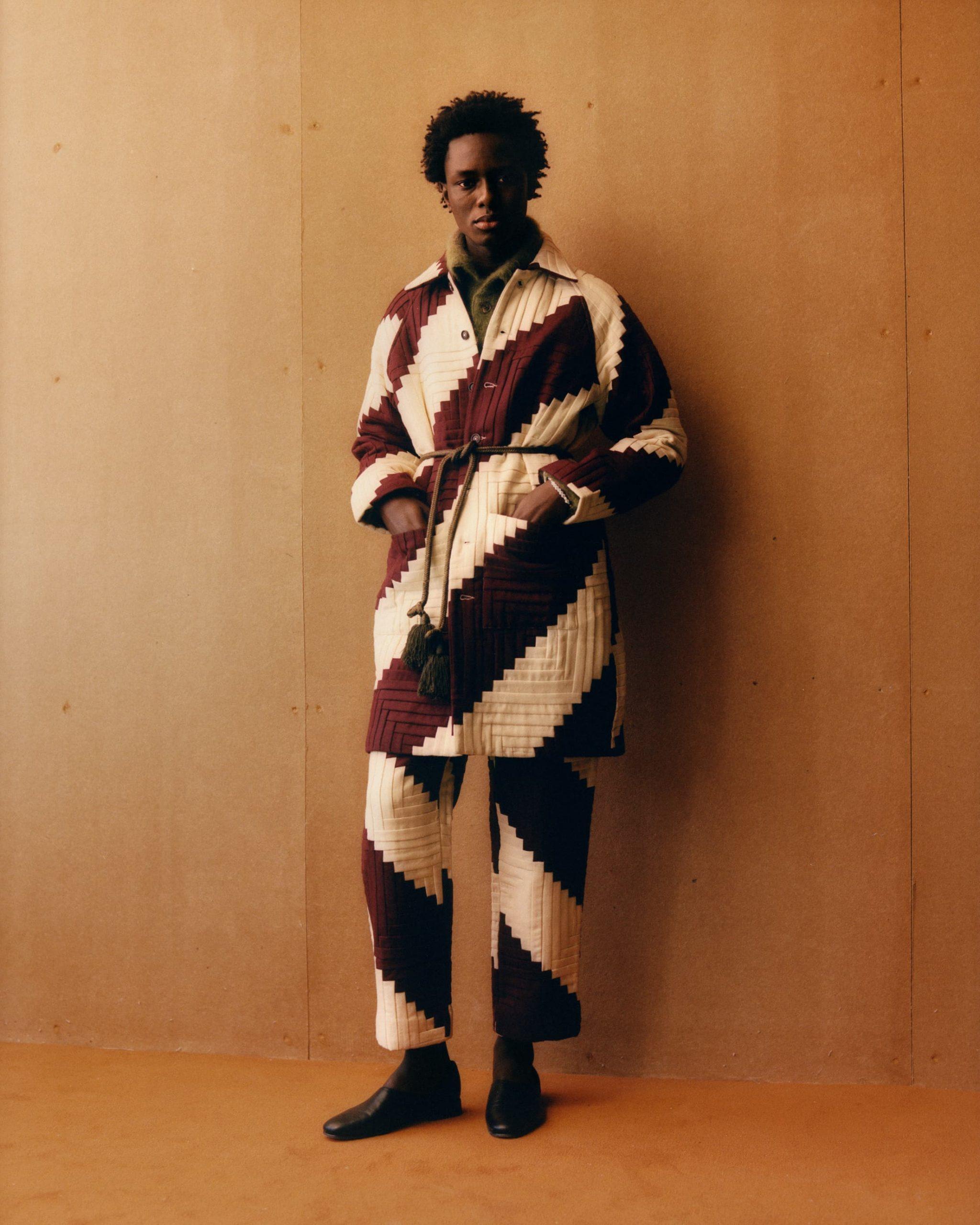 Bode Fall 2021 Men's Fashion Show Photos