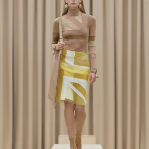 Burberry Spring 2021 Fashion Show Photos