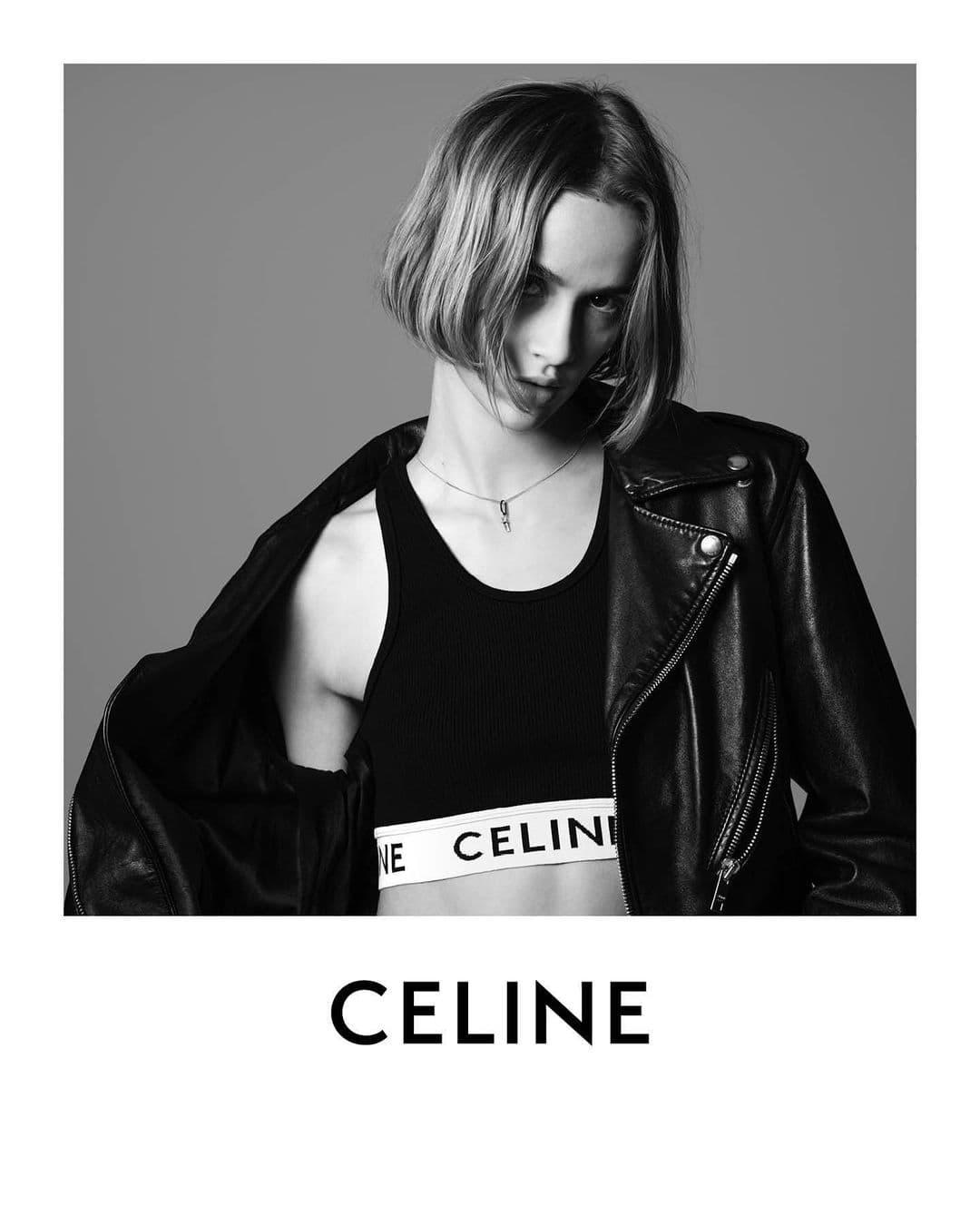 Celine Spring 2021 Ad Campaign Photos