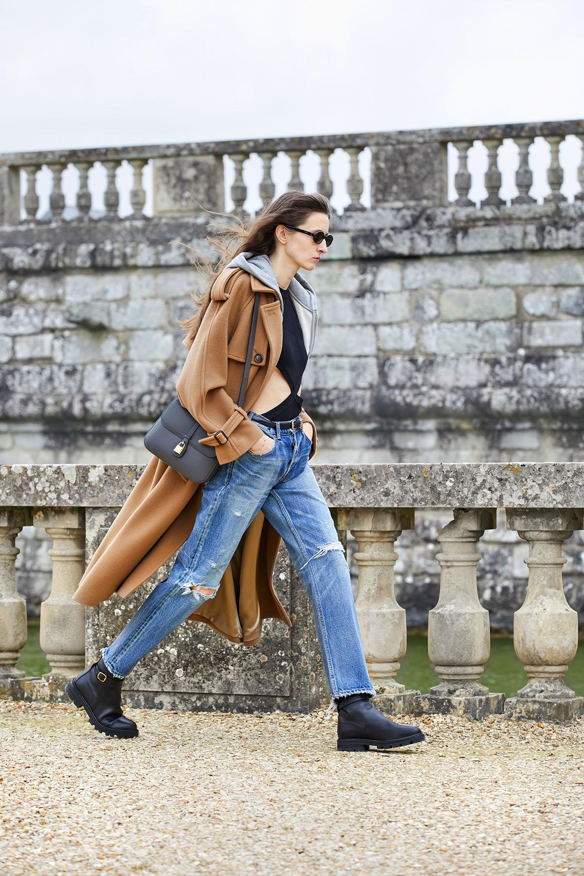 Celine Fall 2021 Fashion Show Photos