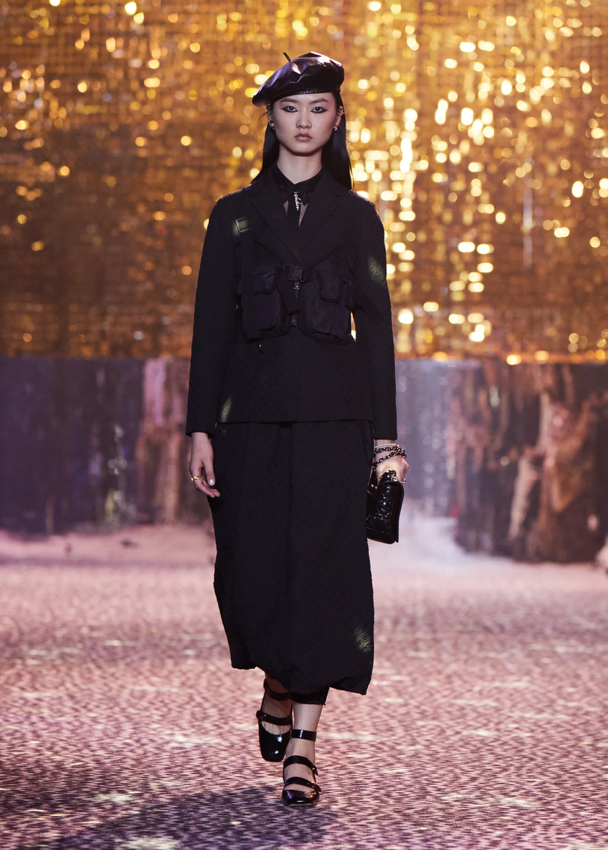 Dior Fall 2021 Fashion Show Shanghai Photos