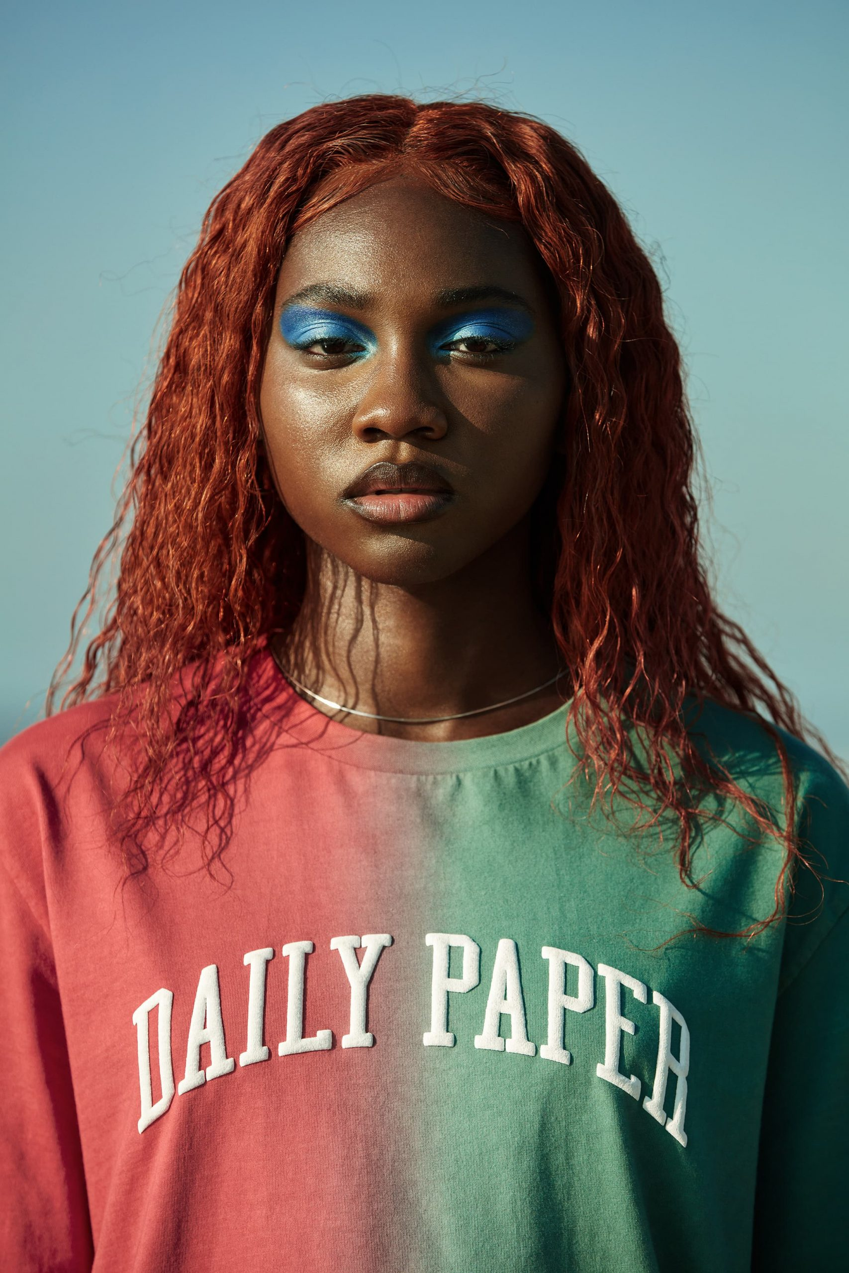 Daily Paper Spring 2021 Resort Ad Campaign Photos