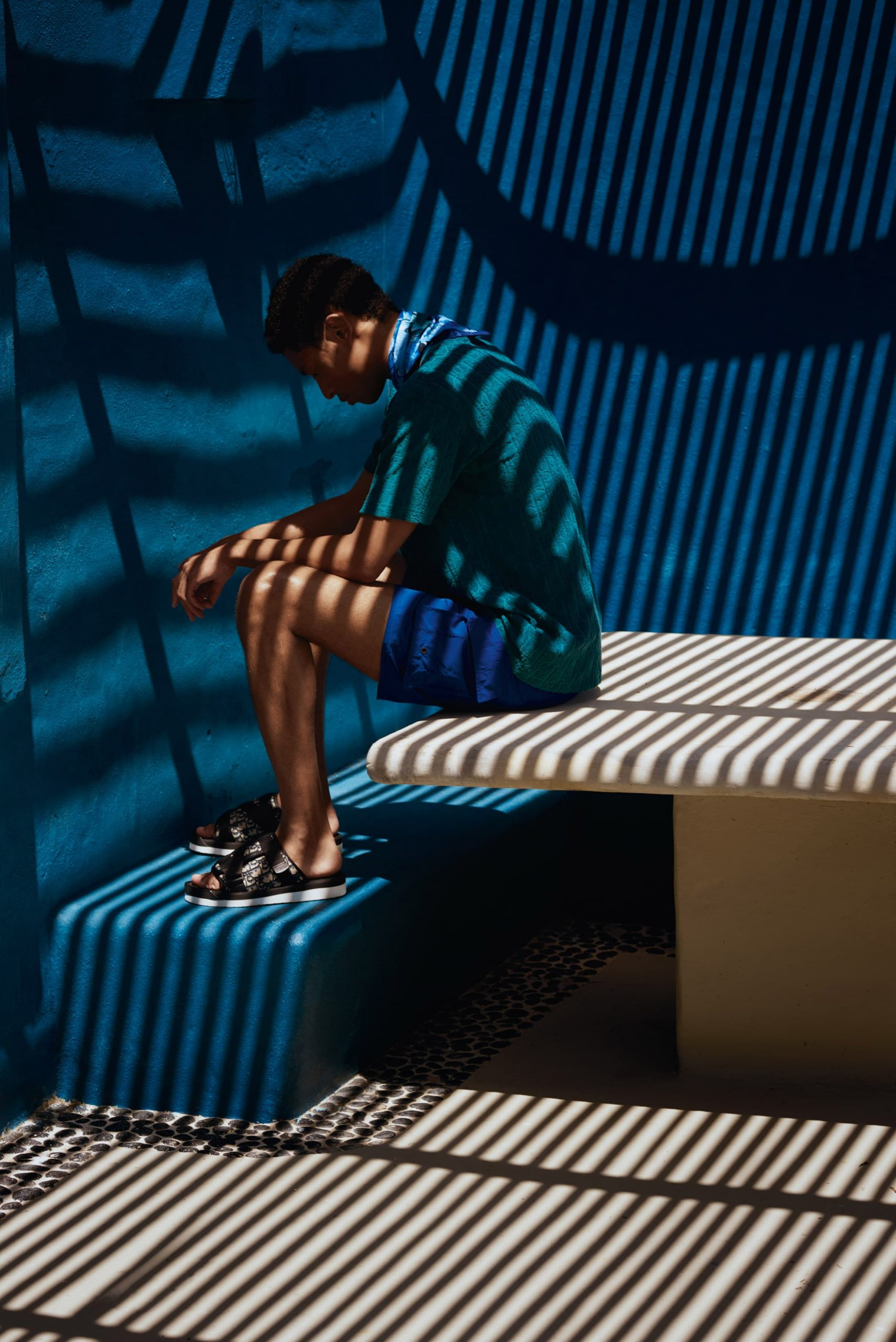 Dior Men's Summer 2021 Ad Campaign Photos