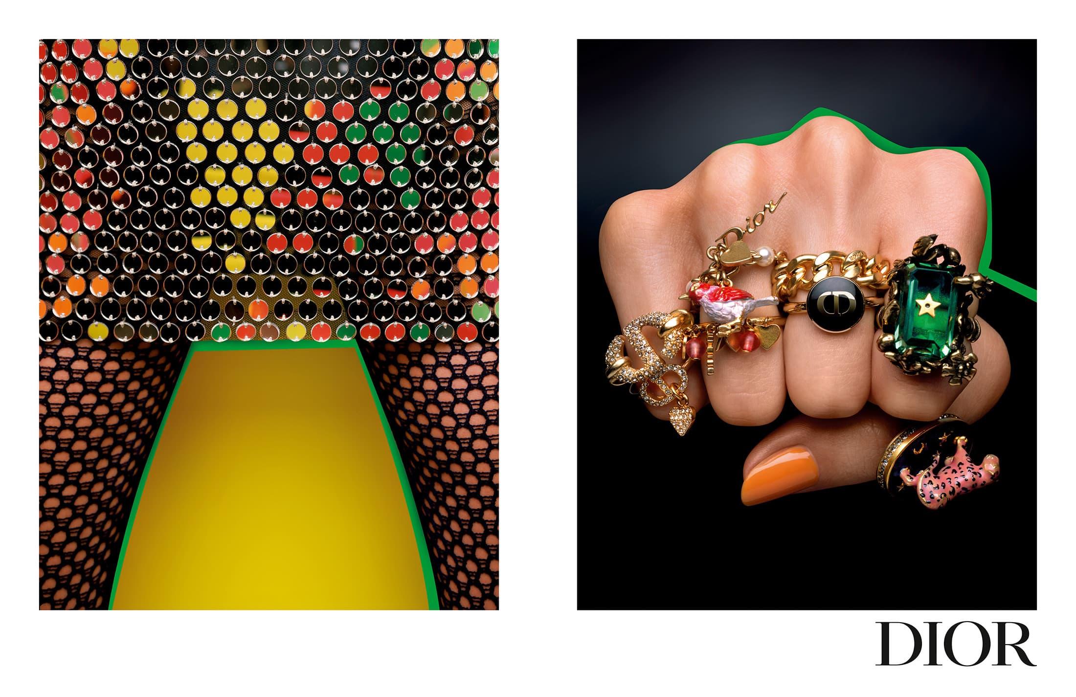 Dior Fall 2021 Ad Campaign Photos