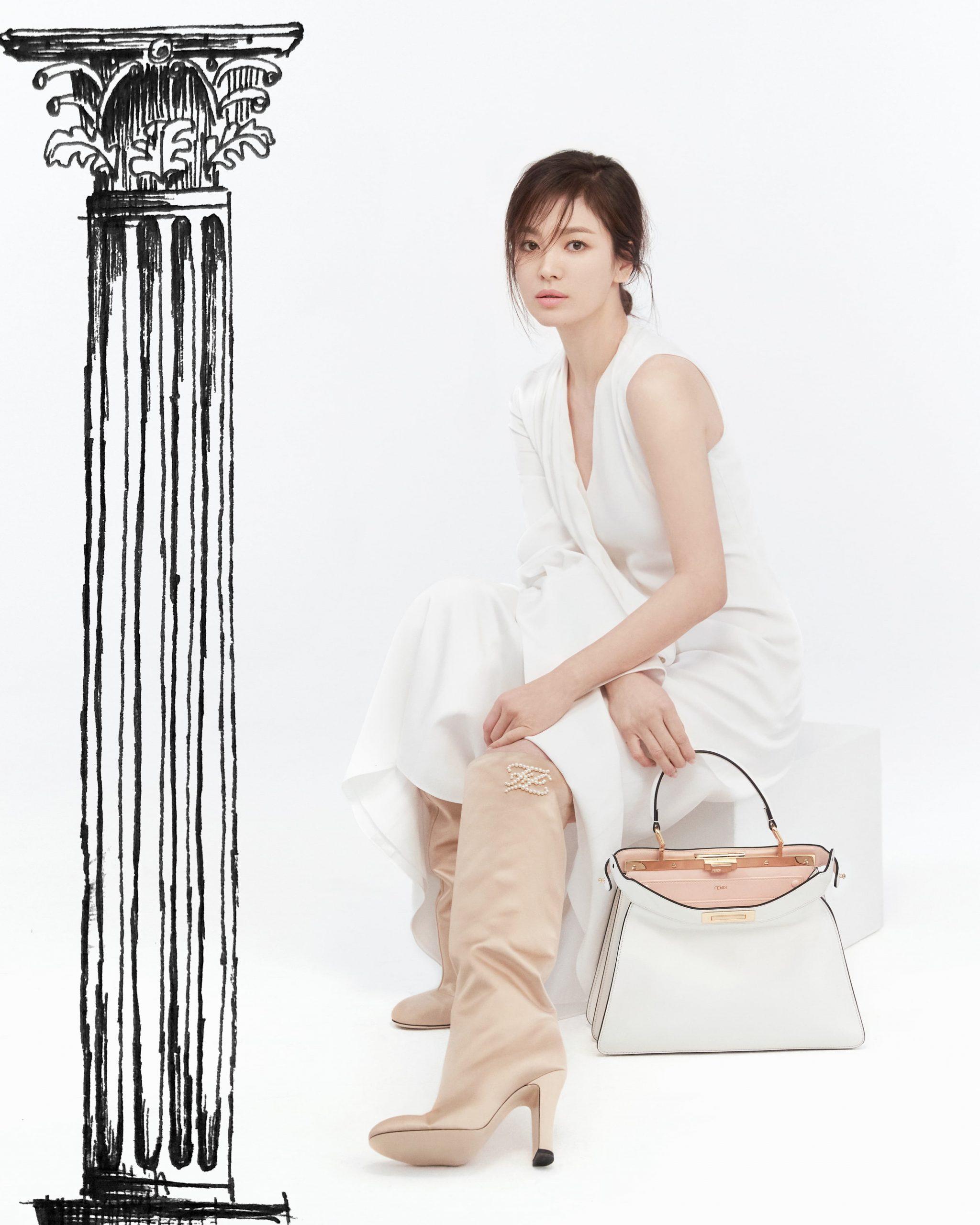 Kim Jones' Launches First Fendi Capsule
