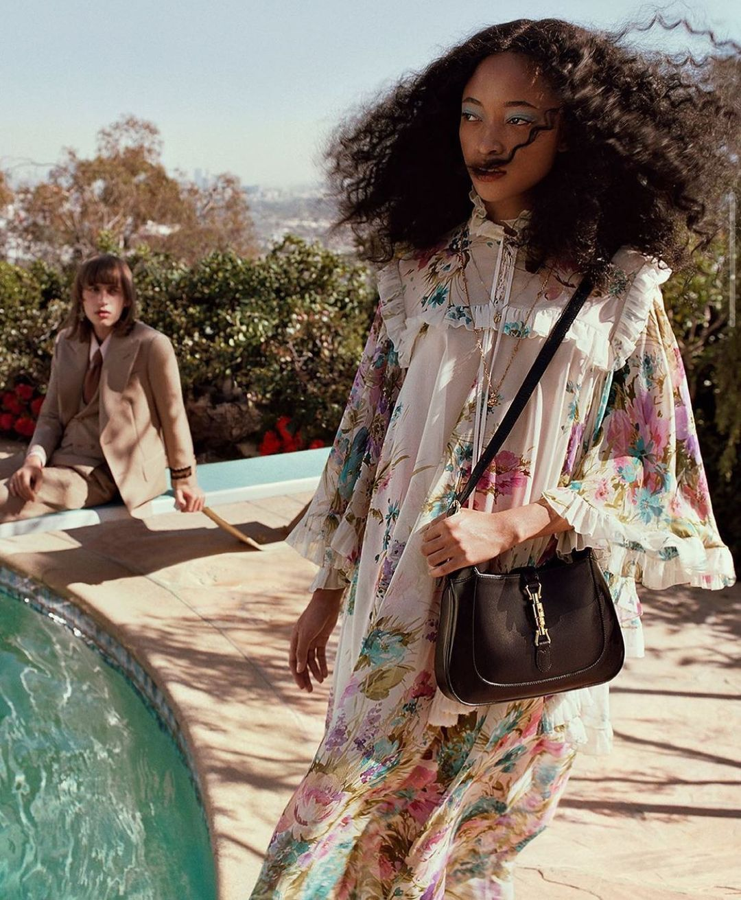 Gucci 'Ouverture Of Something That Never Ended' Spring 2021 Ad Campaign Photos