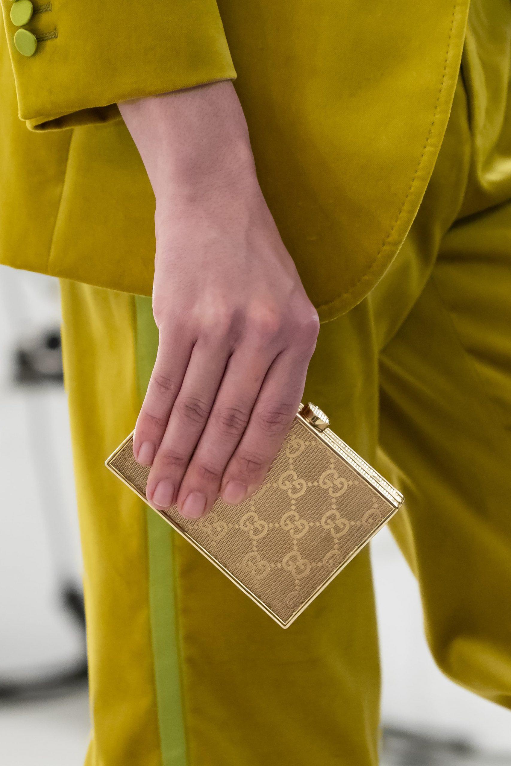 Gucci Fall 2021 Fashion Show Details