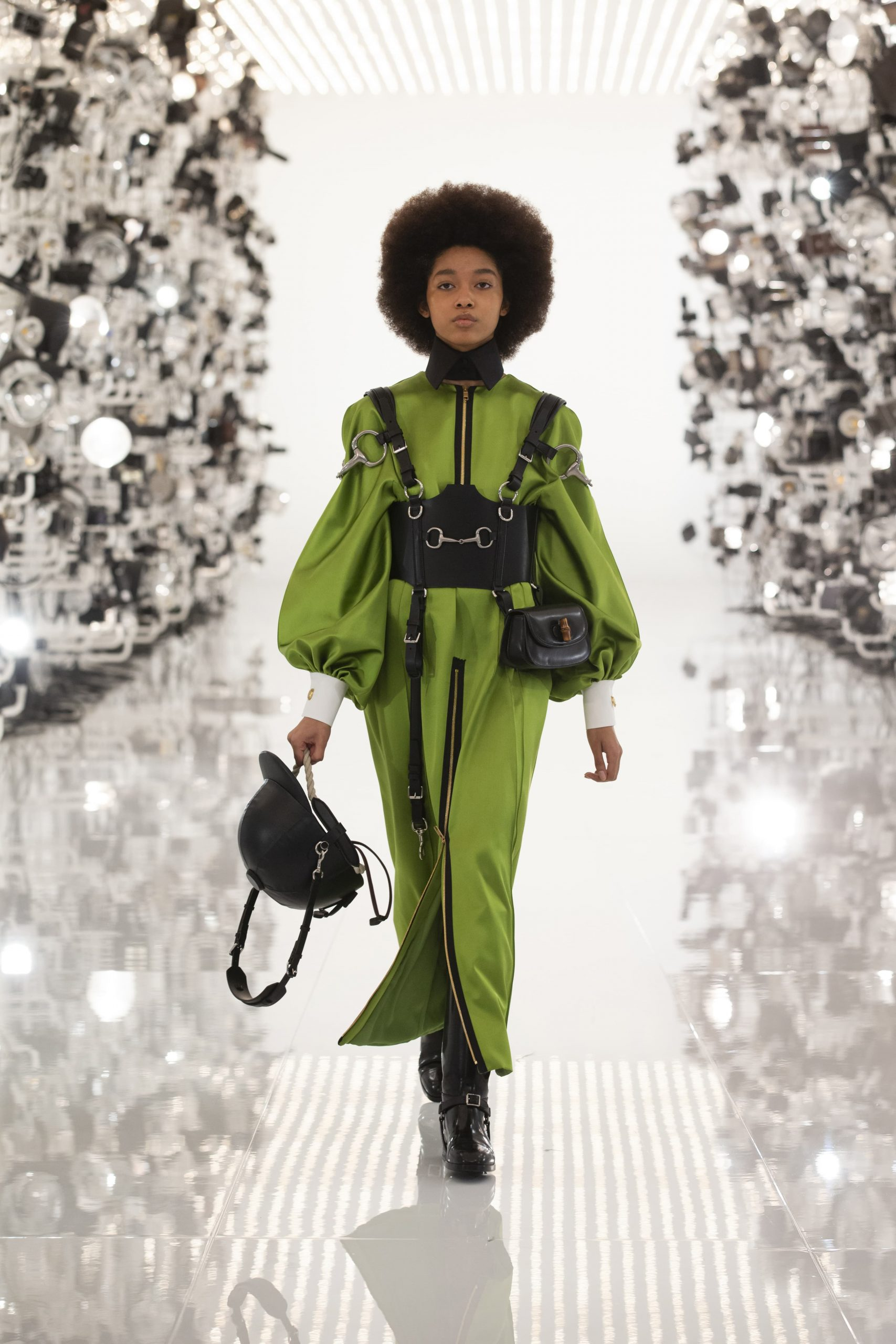 Gucci Fall 2021 Fashion Show Review