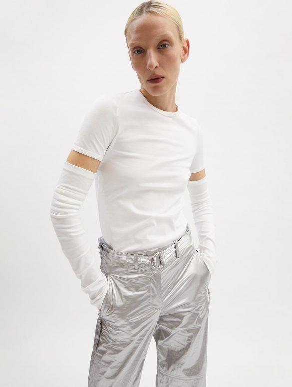Helmut Lang Fall 2021 Fashion Show Photos