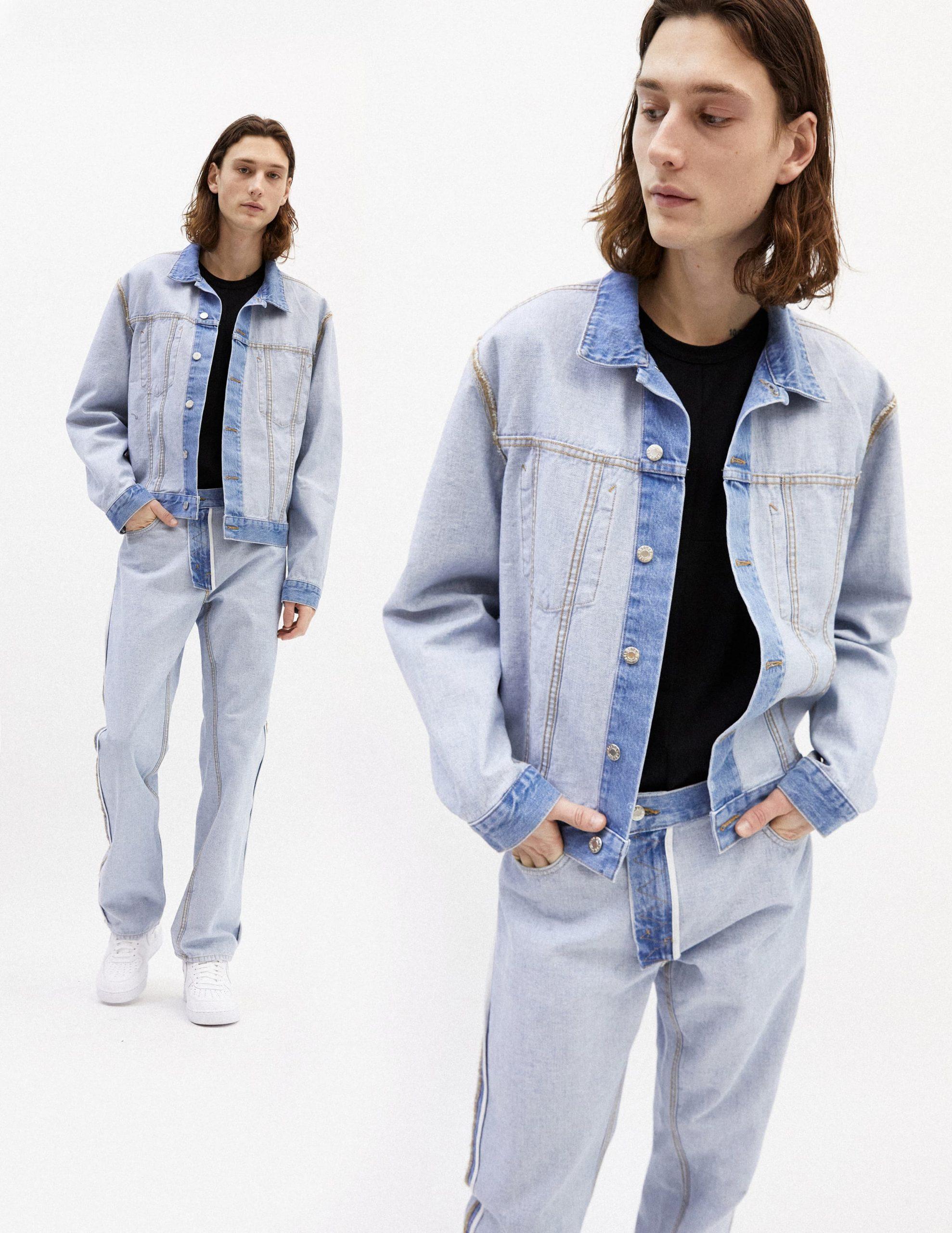 Helmut Lang Fall 2021 Men's Fashion Show Photos