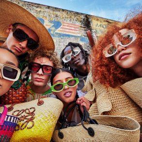 Palomo Spain Spring 2020 Fashion Ad Campaign Photos