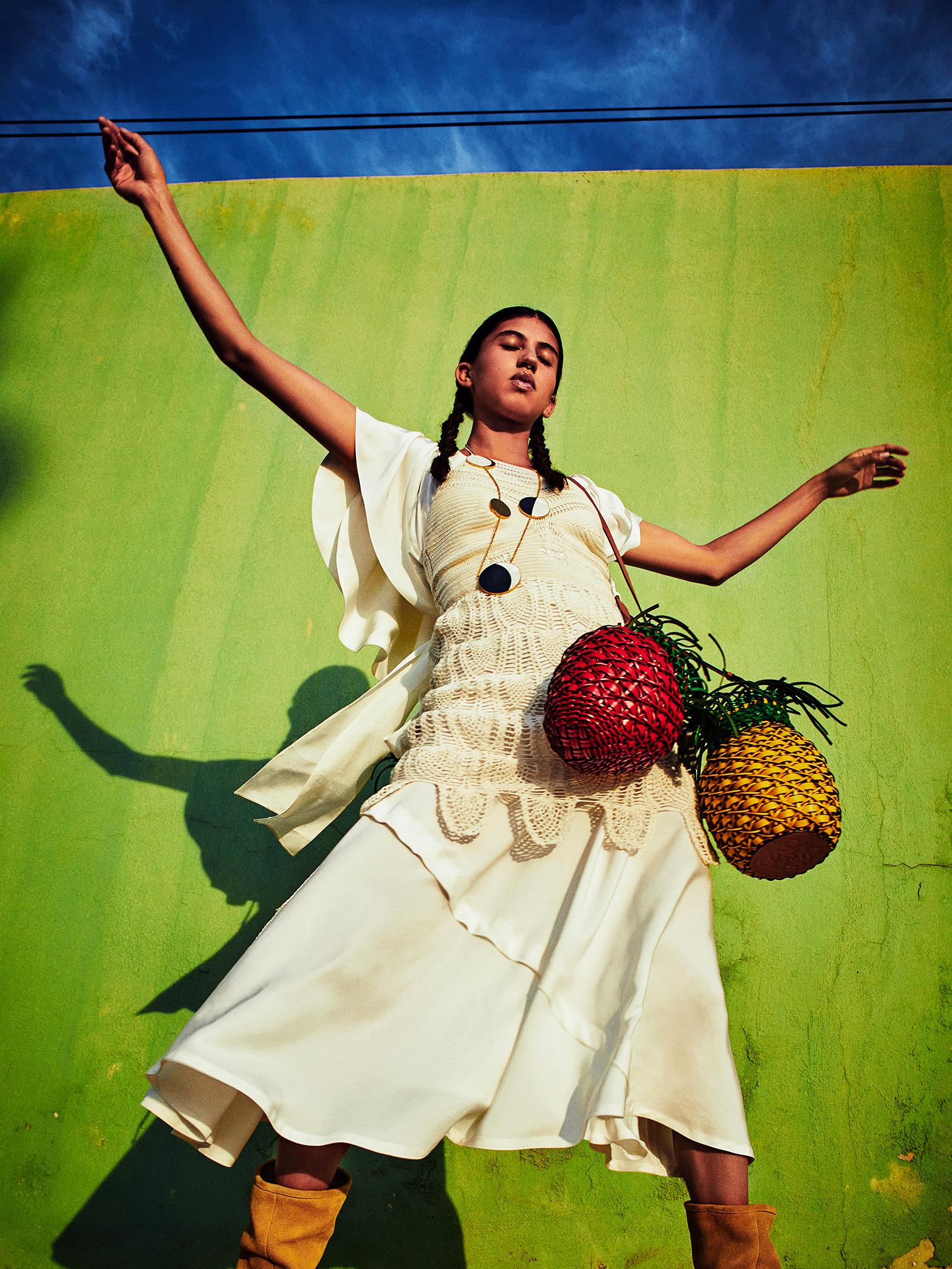 Loewe Paula's Ibiza Spring 2021 Ad Campaign Photos
