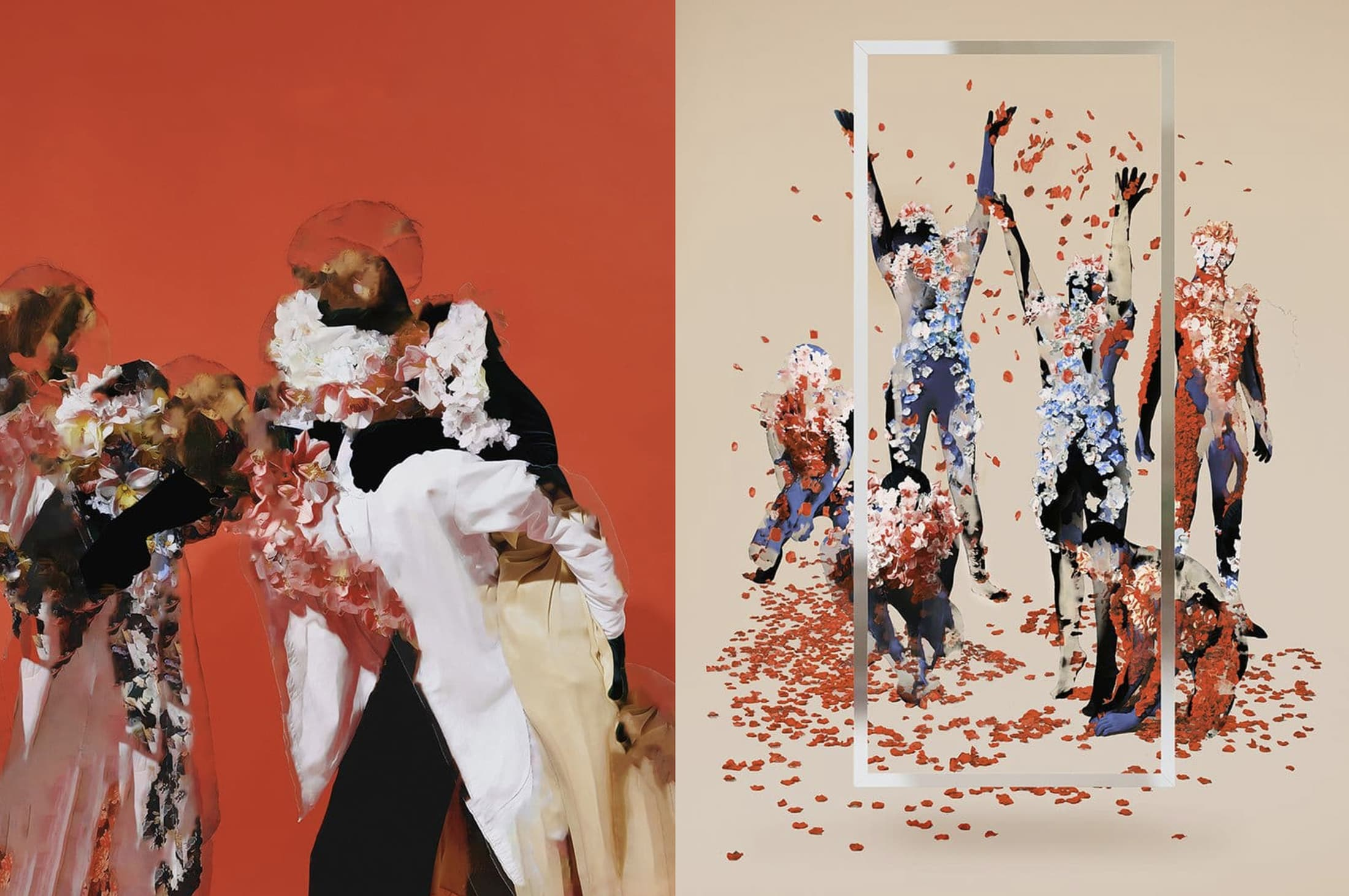 Maison Margiela Chinese New Year 2021 Ad Campaign Photos