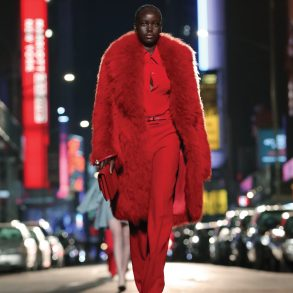 Acne Studios Fall 2021 Fashion Show