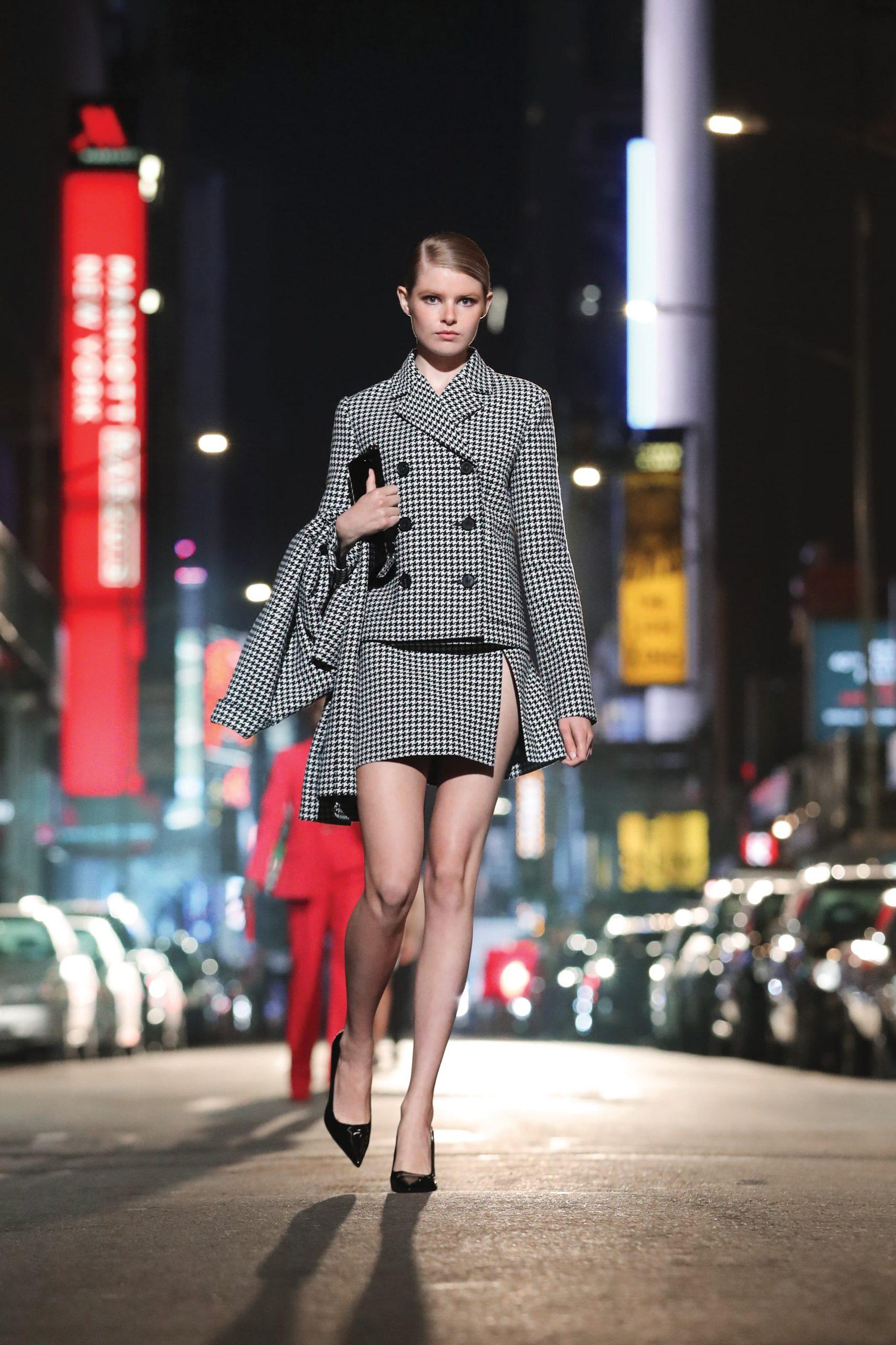 Michael Kors Fall 2021 Fashion Show Review