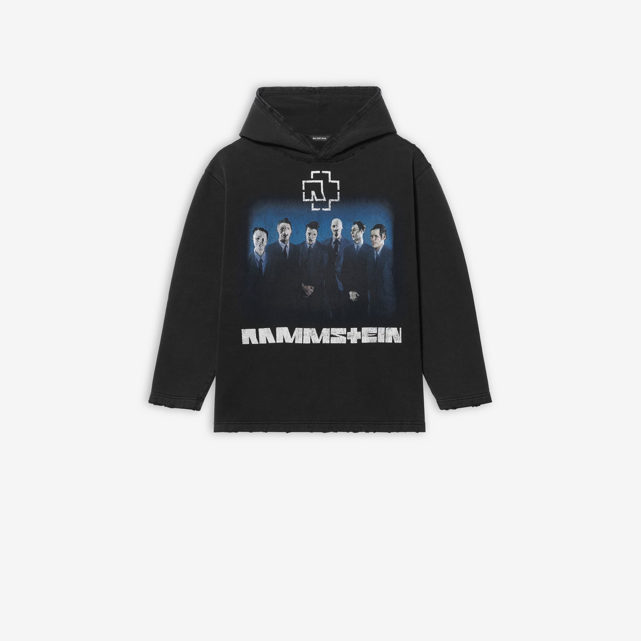 Balenciaga Collaborates With Metal Band Rammstein To Release 2nd Playlist