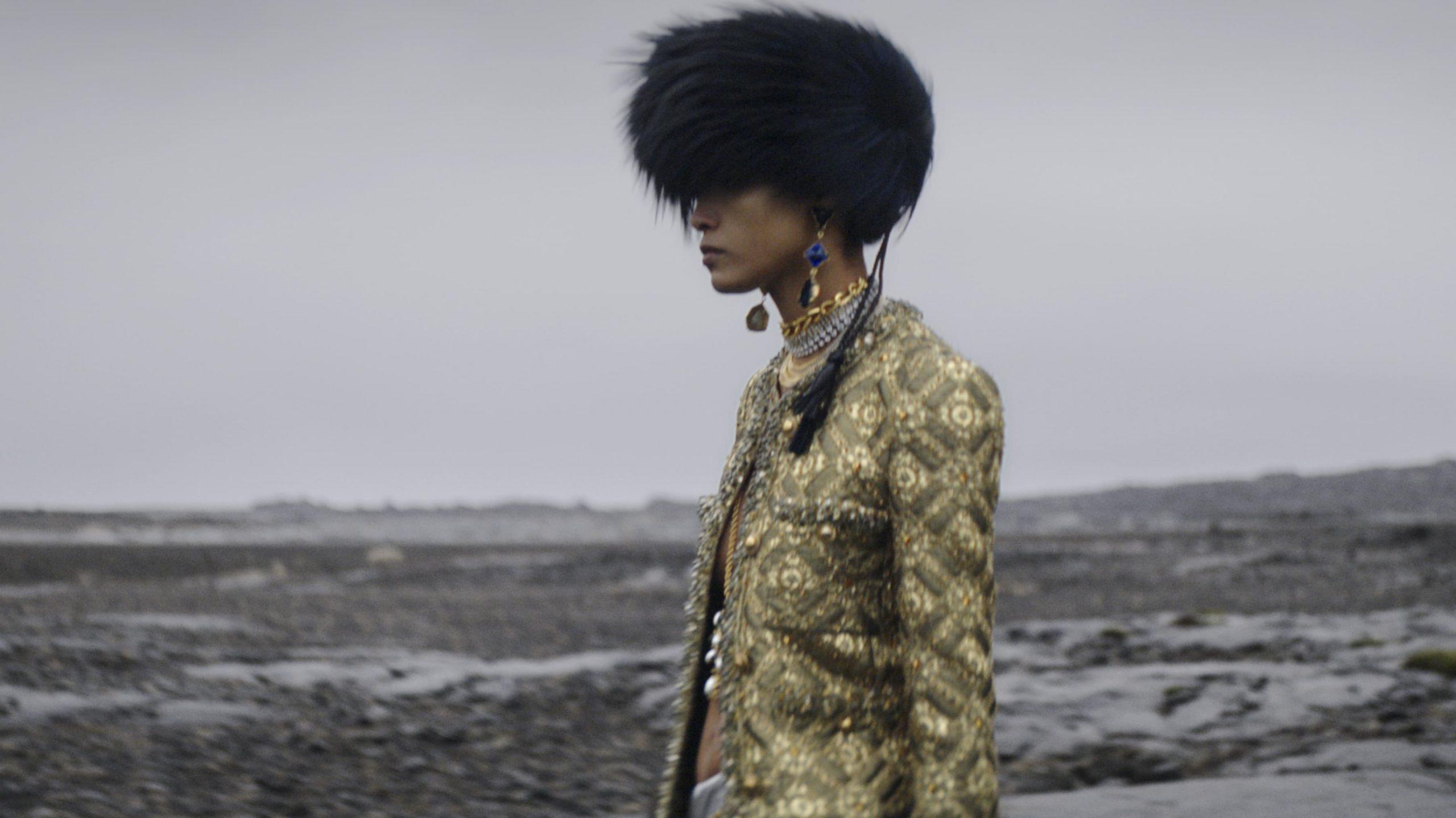 Saint Laurent Fall 2021 Fashion Show Atmosphere Photos