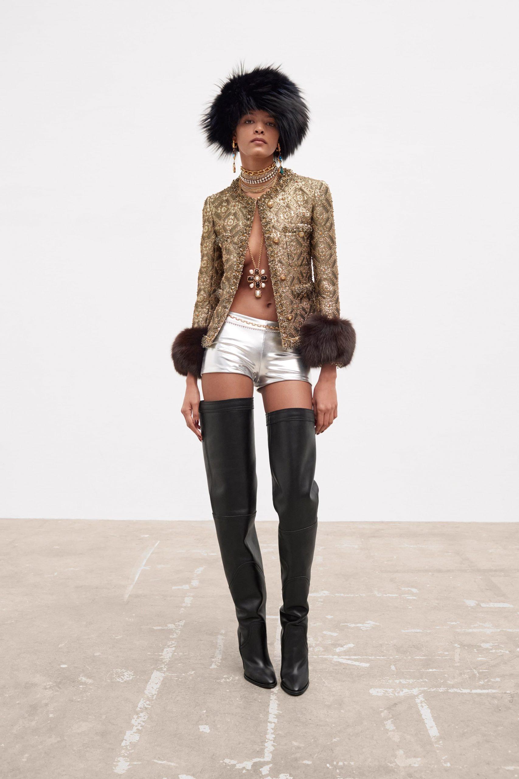 Saint Laurent Fall 2021 Fashion Show Review