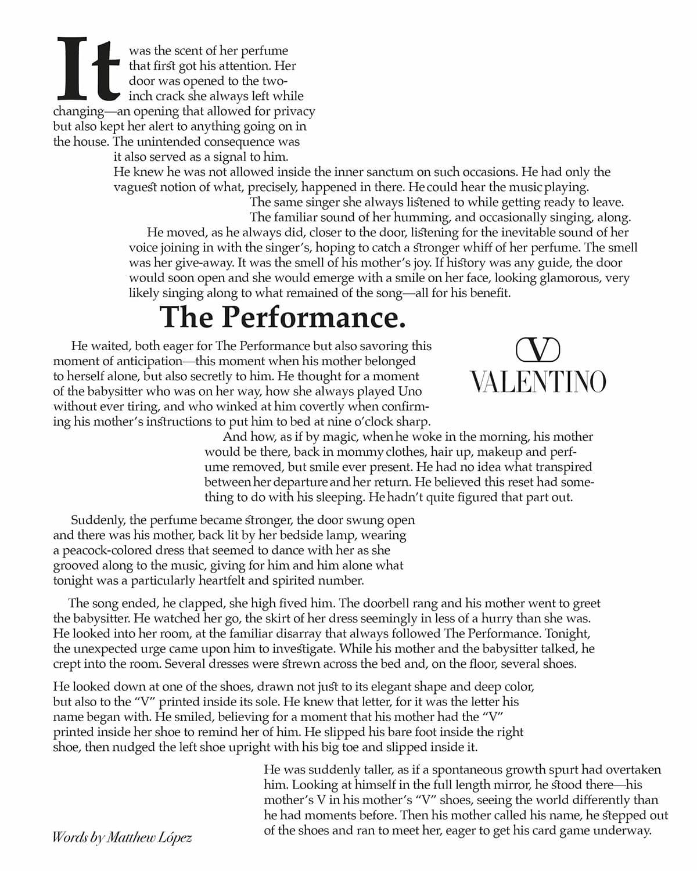 Valentino Collezione Milano The Narratives Spring 2021 Ad Campaign Photos