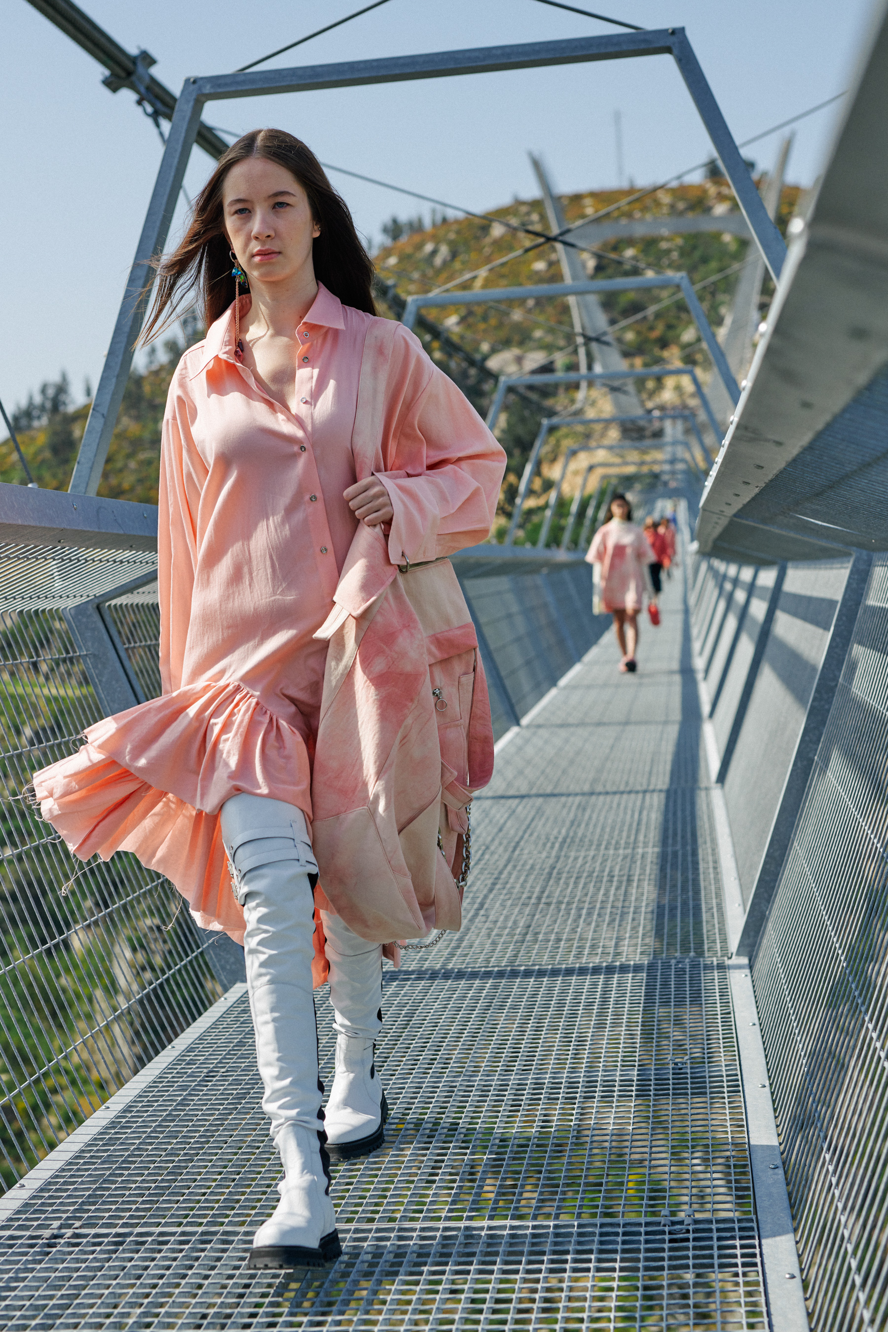 Marques Almeida Fall 2021 Fashion Show