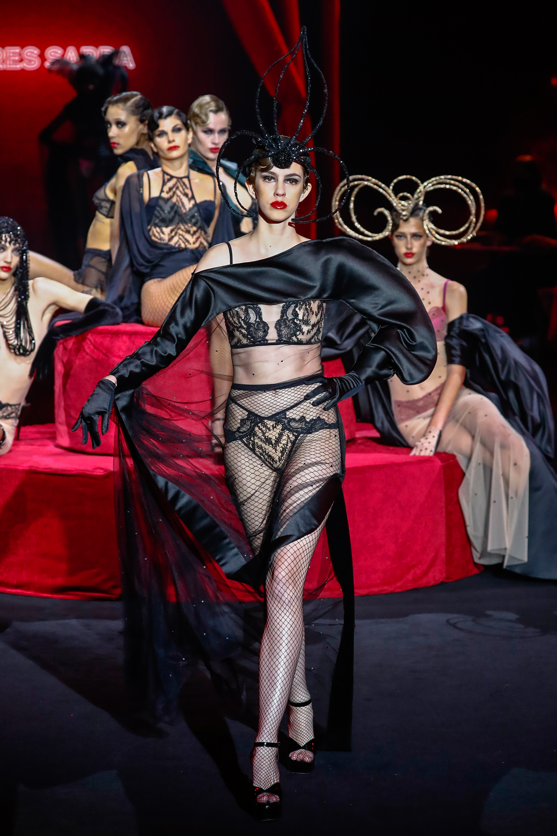 Andres Sarda Fall 2021 Fashion Show