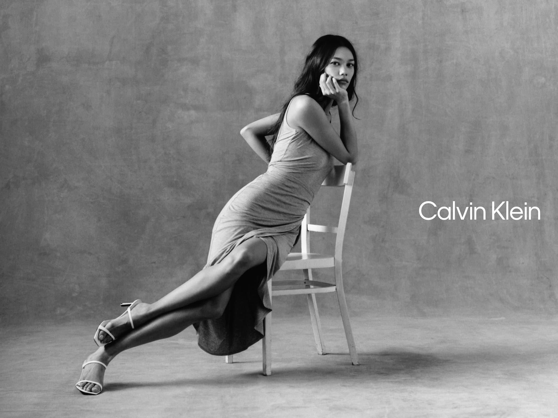 Calvin Klein Sportswear Spring 2021 Ad Campaign Photos